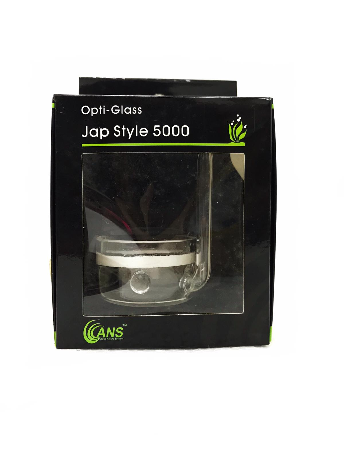 Ans Opti Glass Co2 Diffuser Jap Style 5000