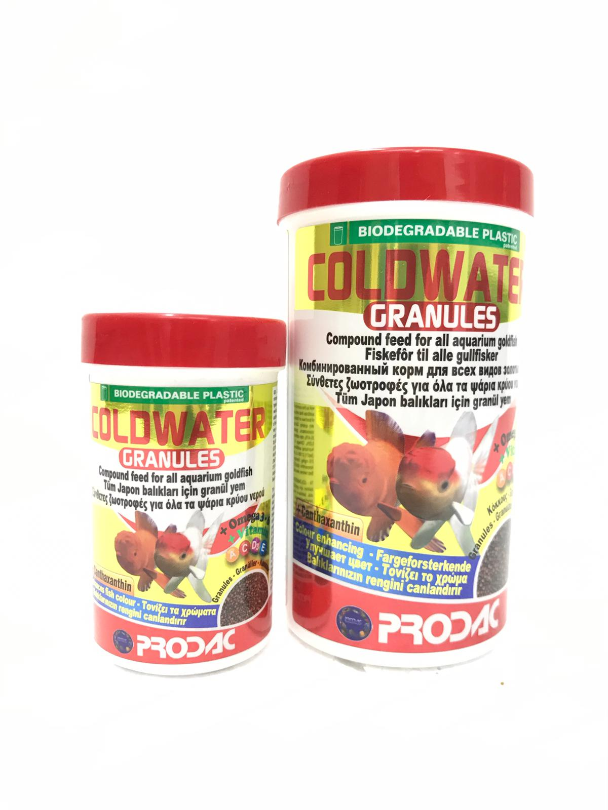 Prodac Coldwater Granules