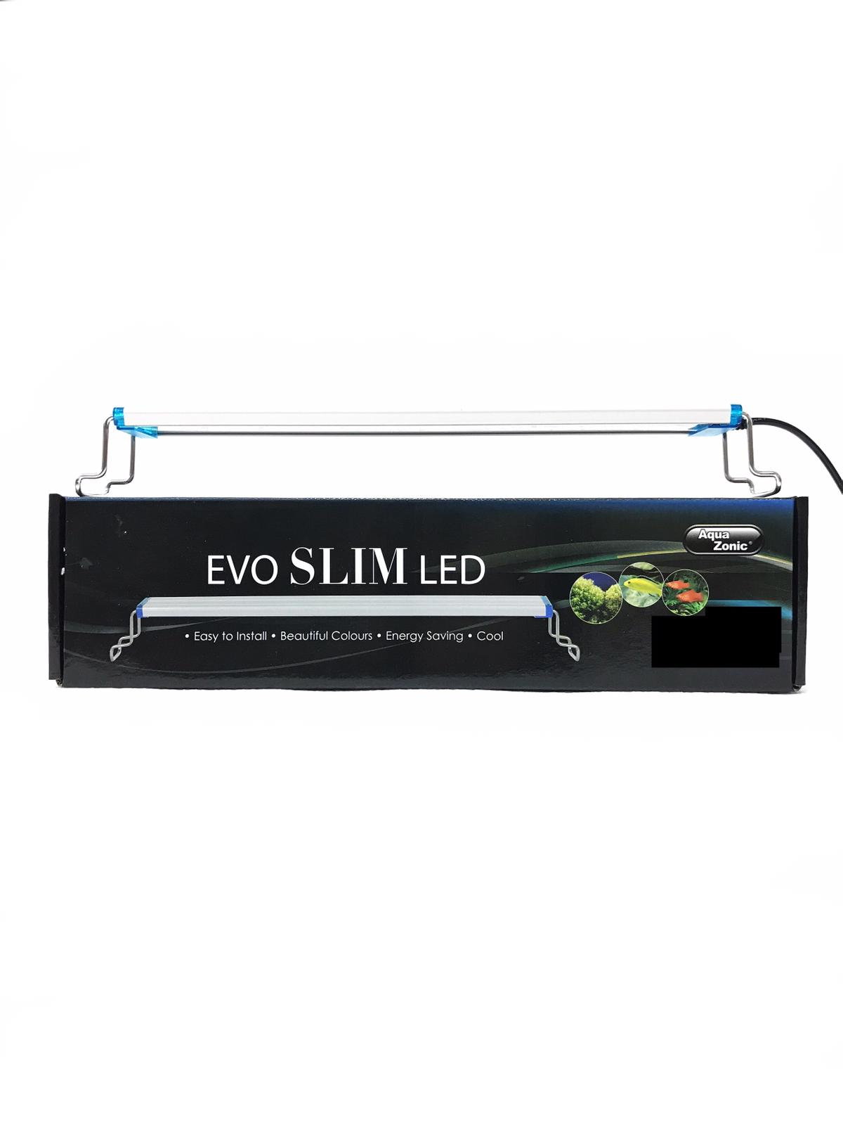 Aqua Zonic Evo Slim Led White-blue