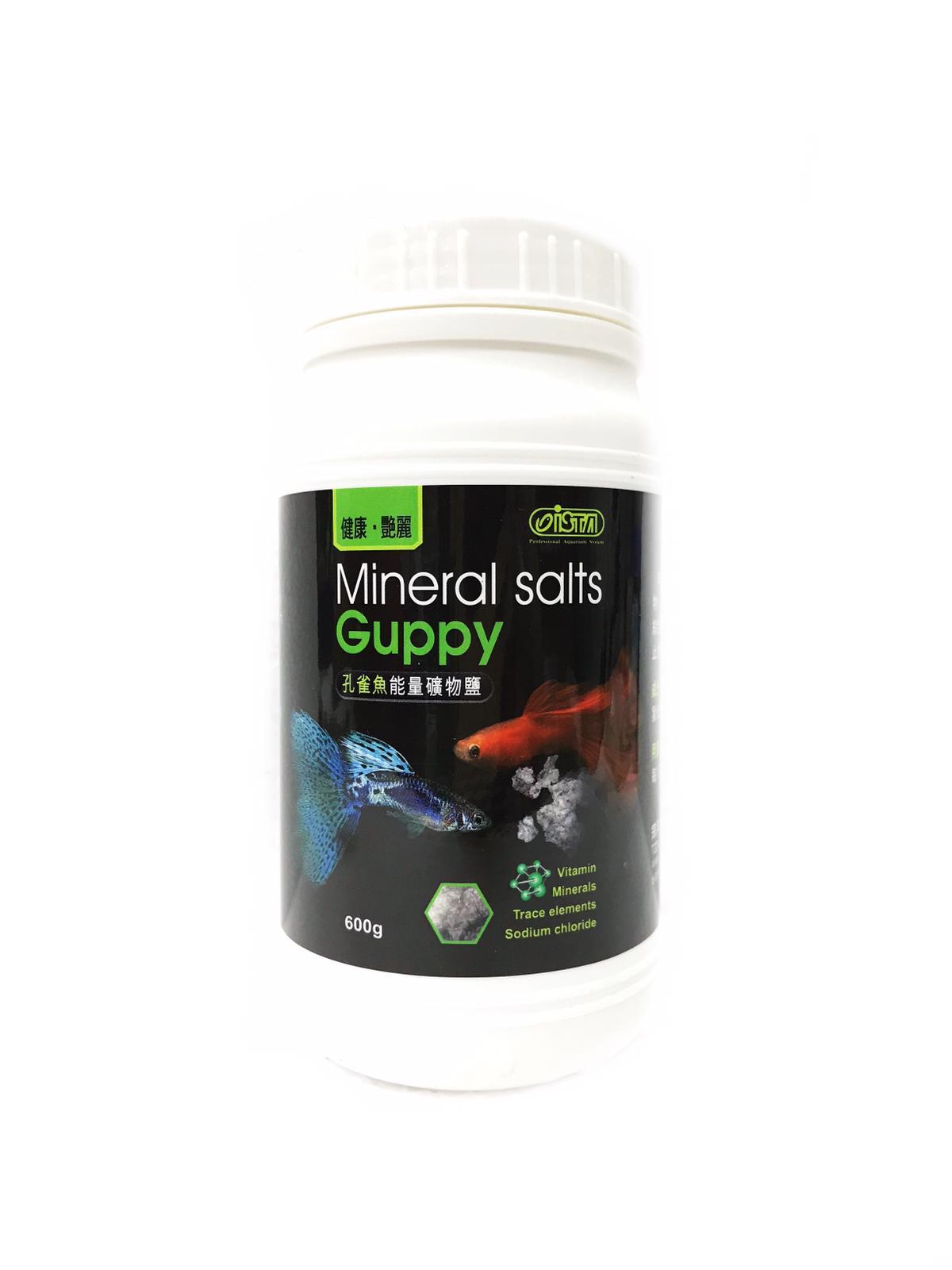 Ista Guppy Mineral Salt
