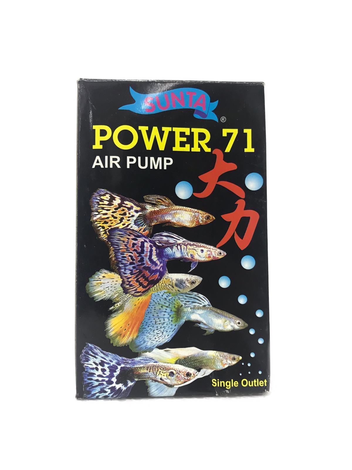 Sunta Air Pump Power 71