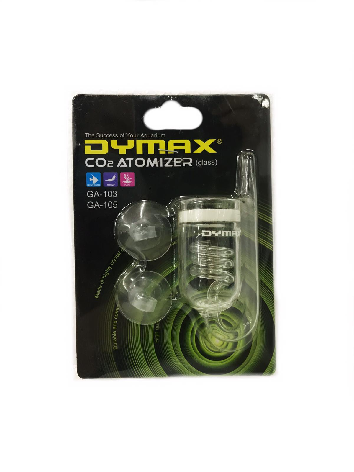Dymax Co2 Atomizer (Glass)