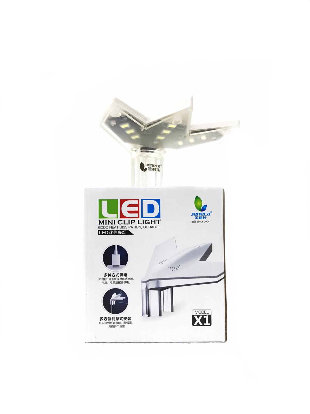 Jeneca LED Mini Clip Light