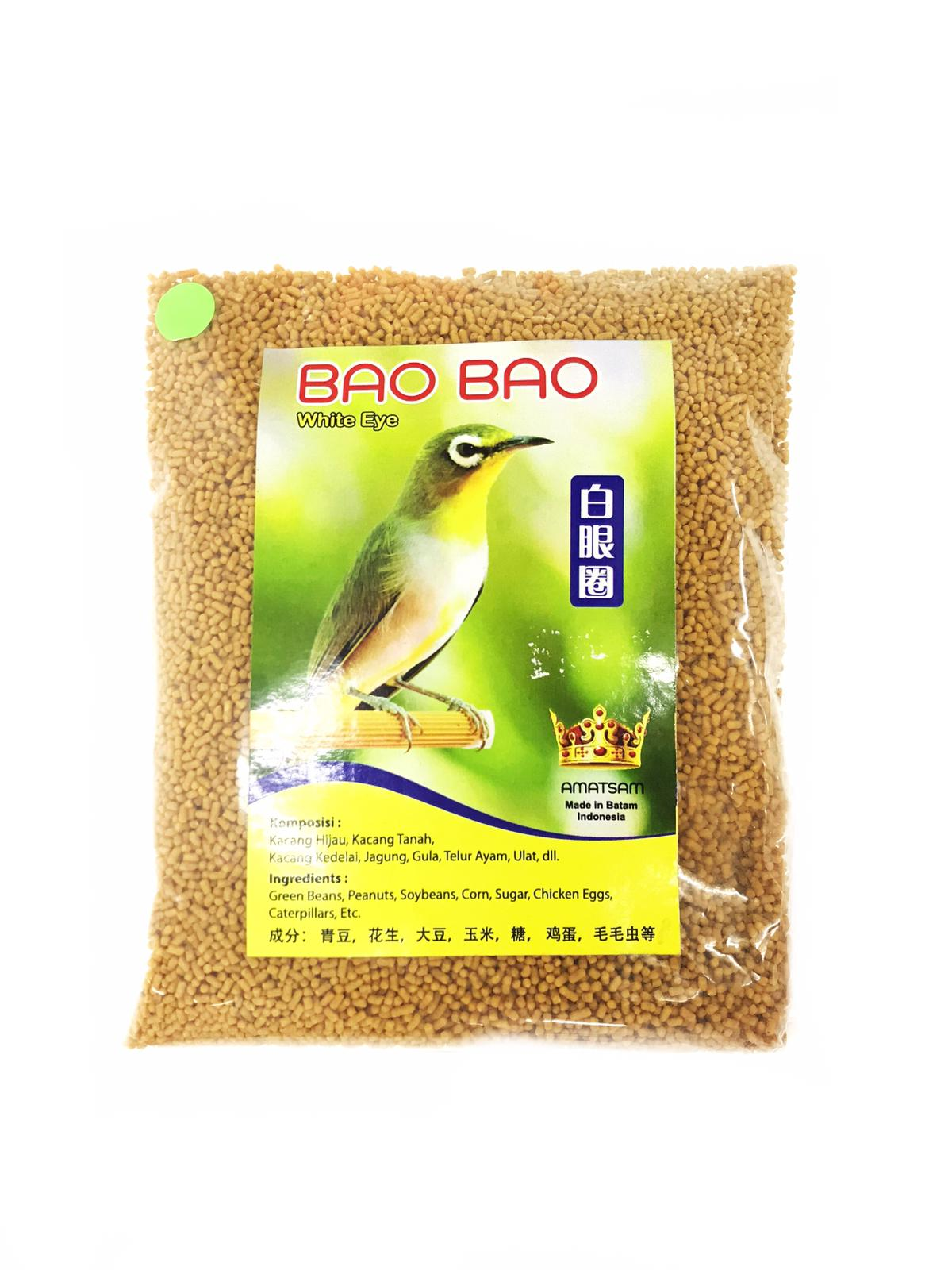 Bao Bao White Eye