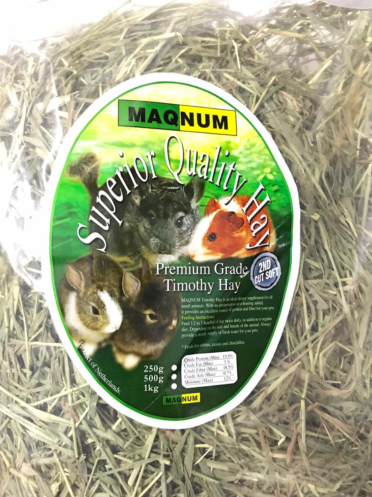 Maqnum Superior Quality Hay