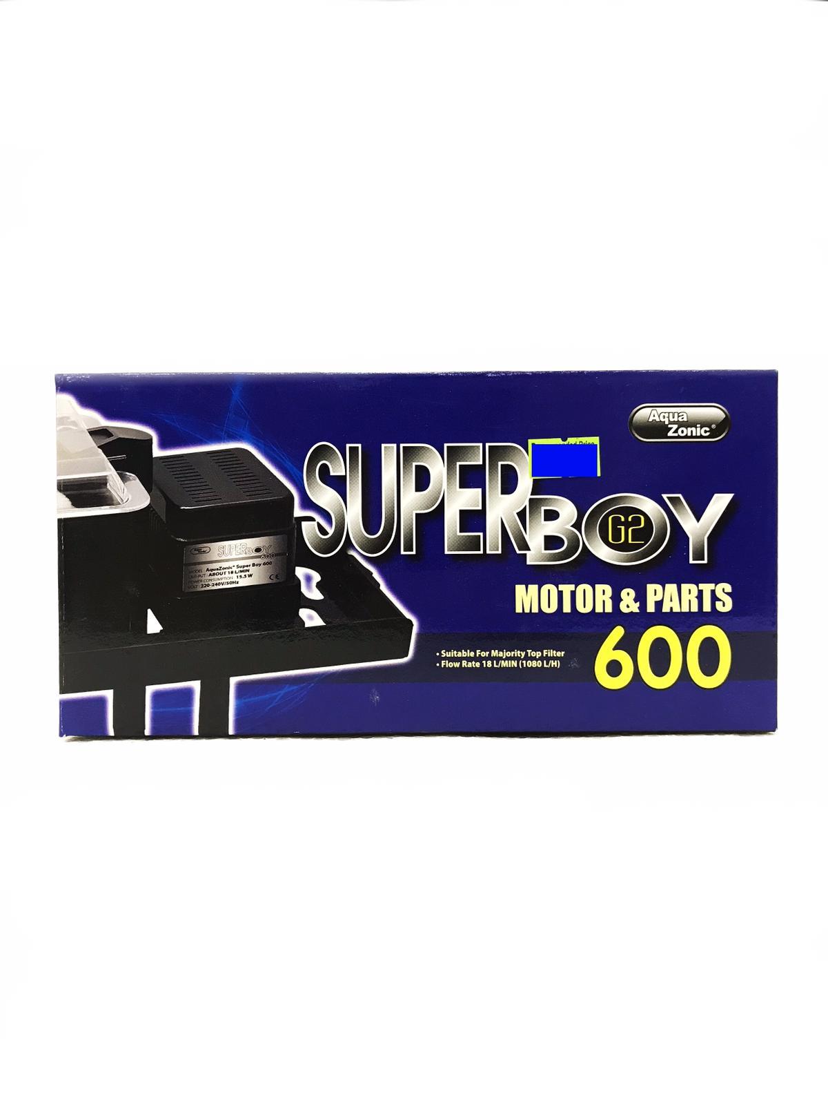 Aqua Zonic Super Boy G2 600 Motor & Parts