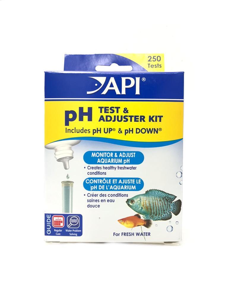 API pH Test & Adjuster Kit