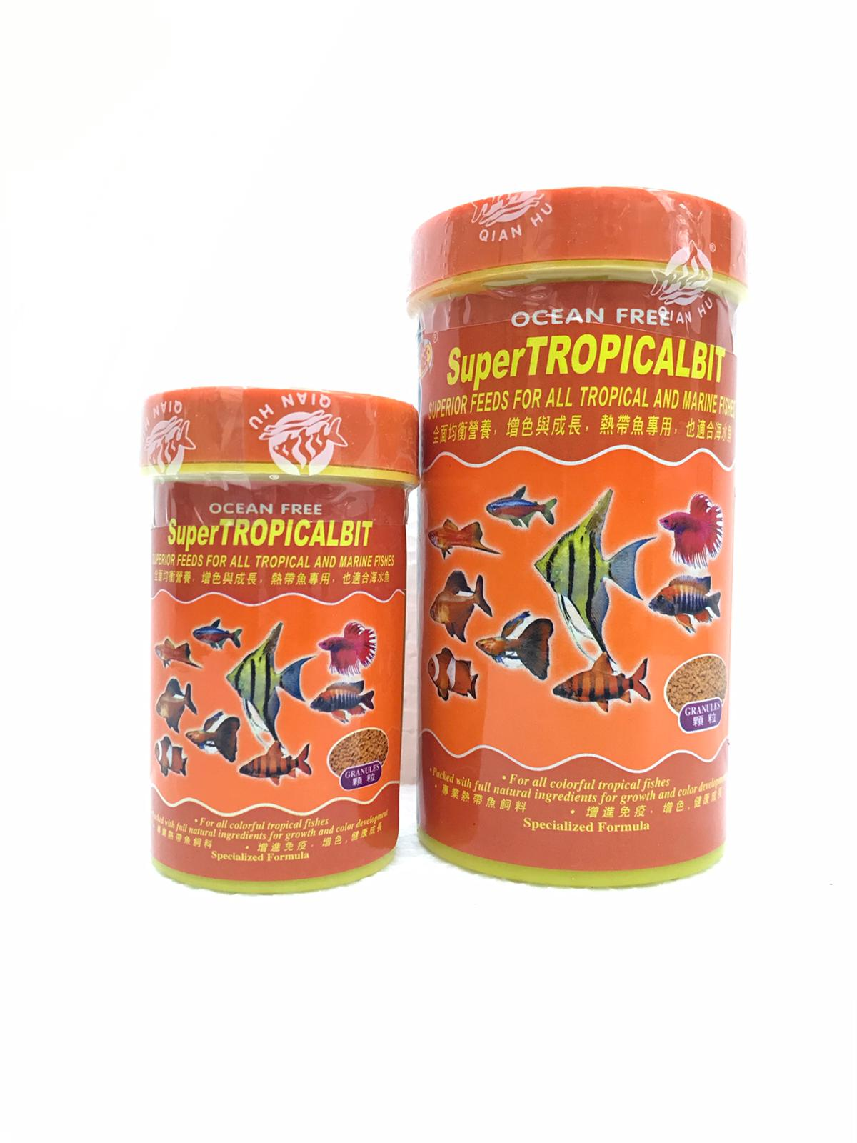 OF Super Tropical Bit Superior Feeds