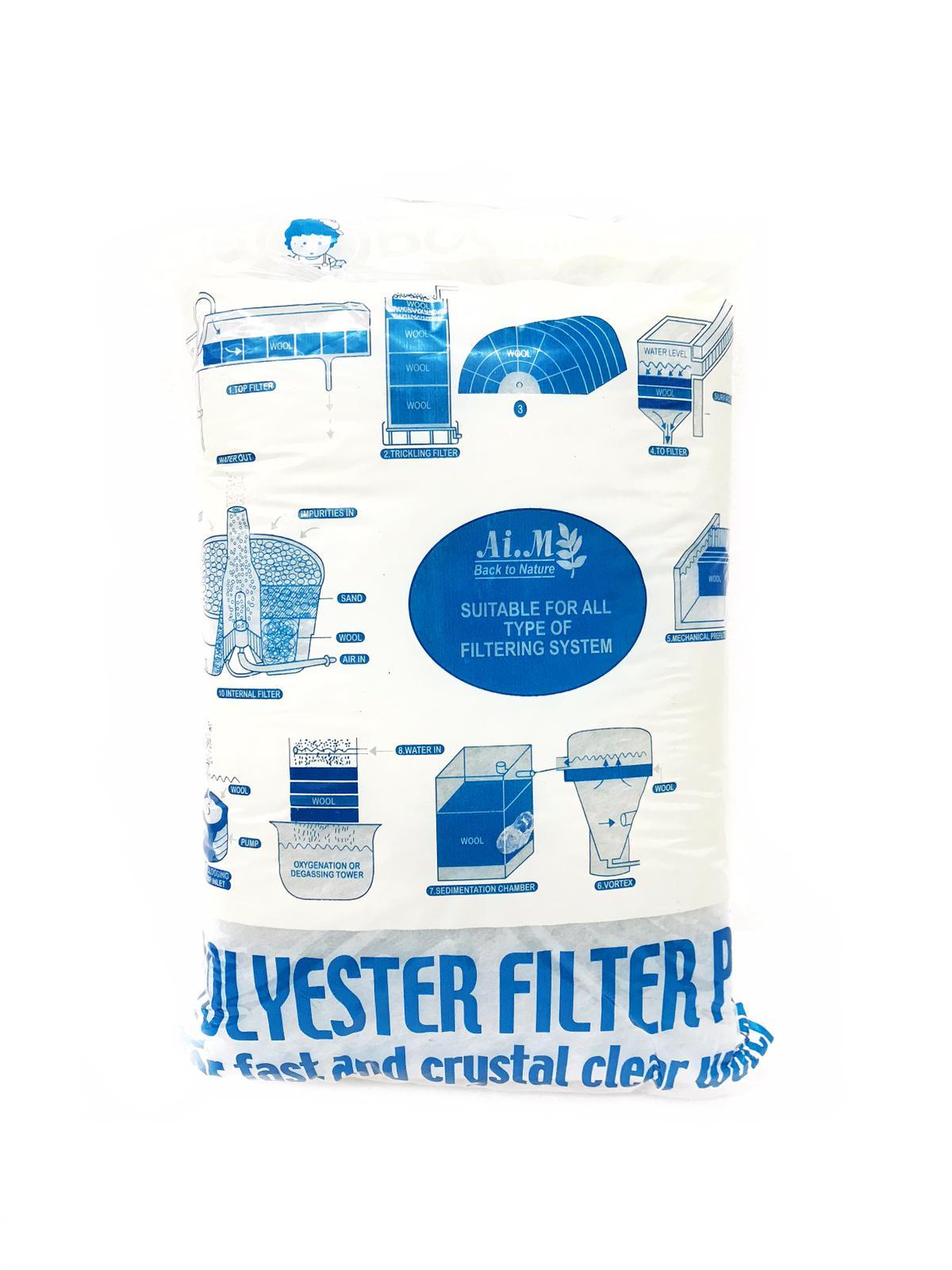 Big Boy Polyester Filter Pad