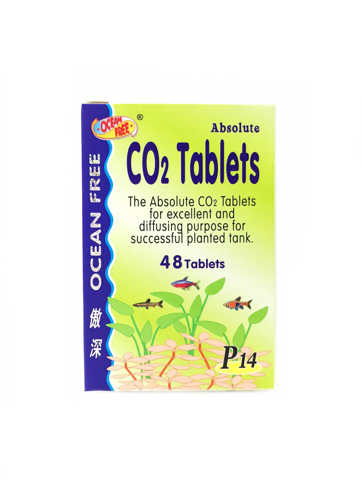 OF Absolute Co2 Tablets