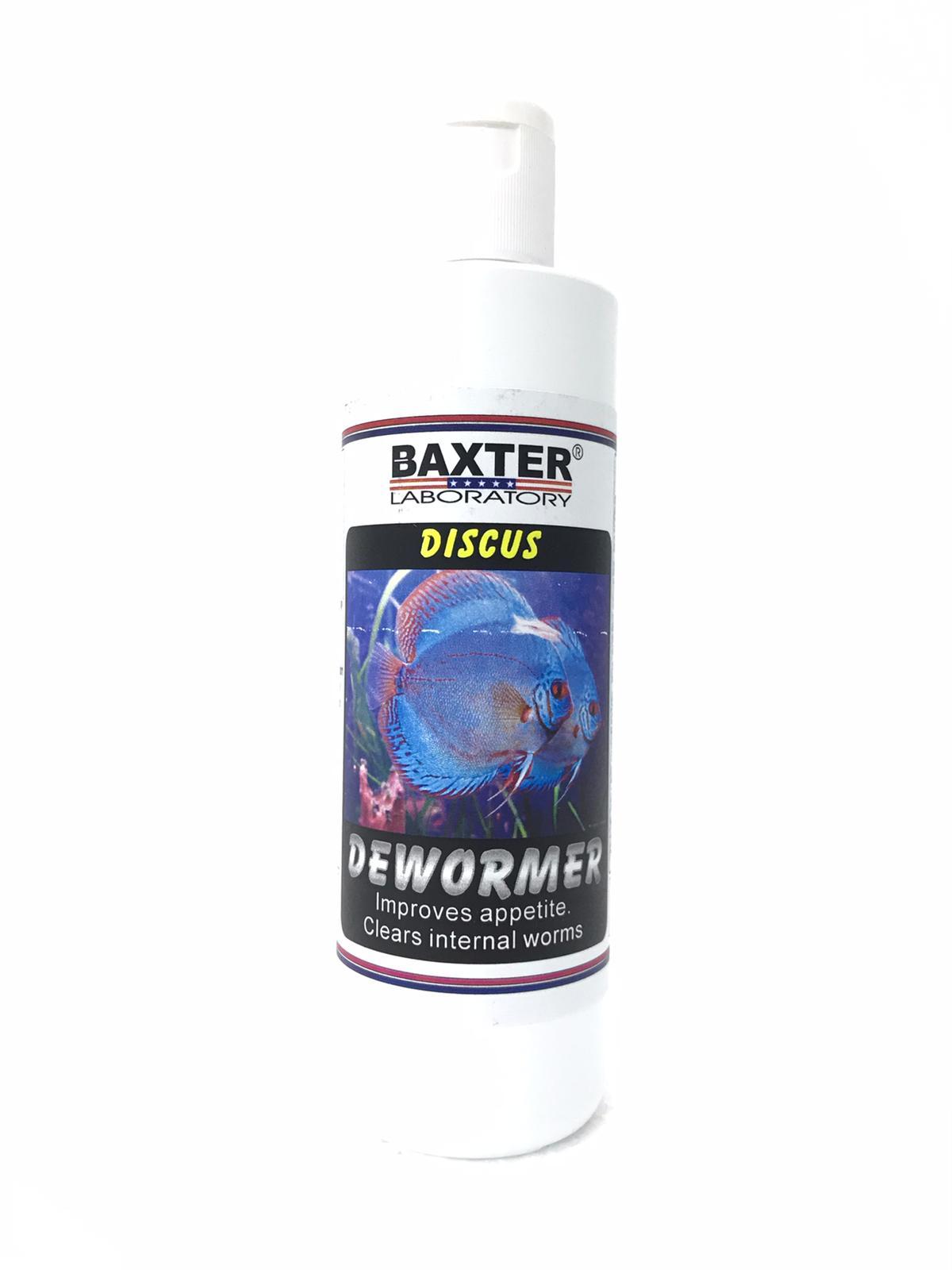 Baxter Discus Dewormer