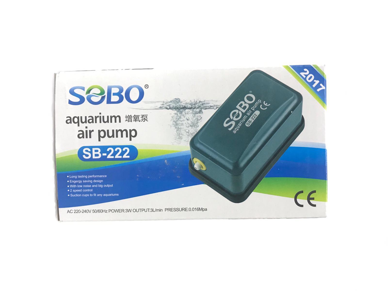 Sobo Air Pump SB-222