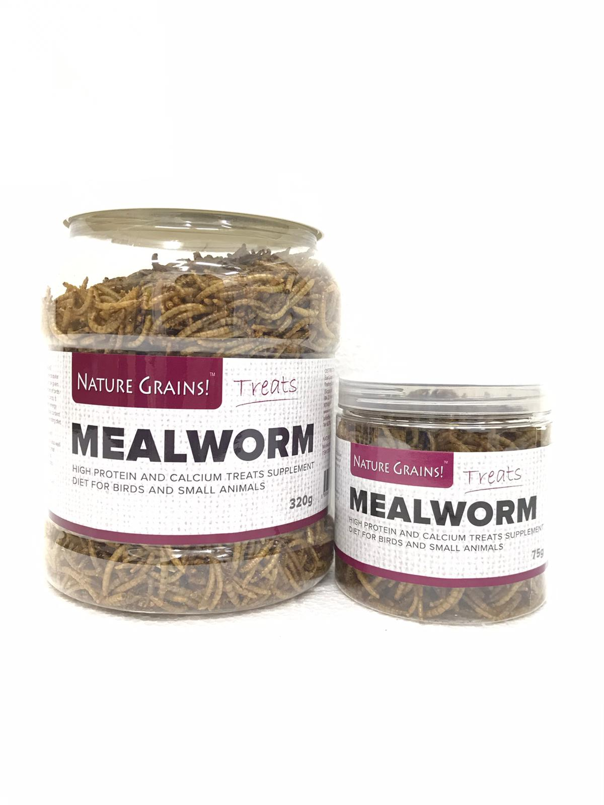 Nature Grains Mealworm