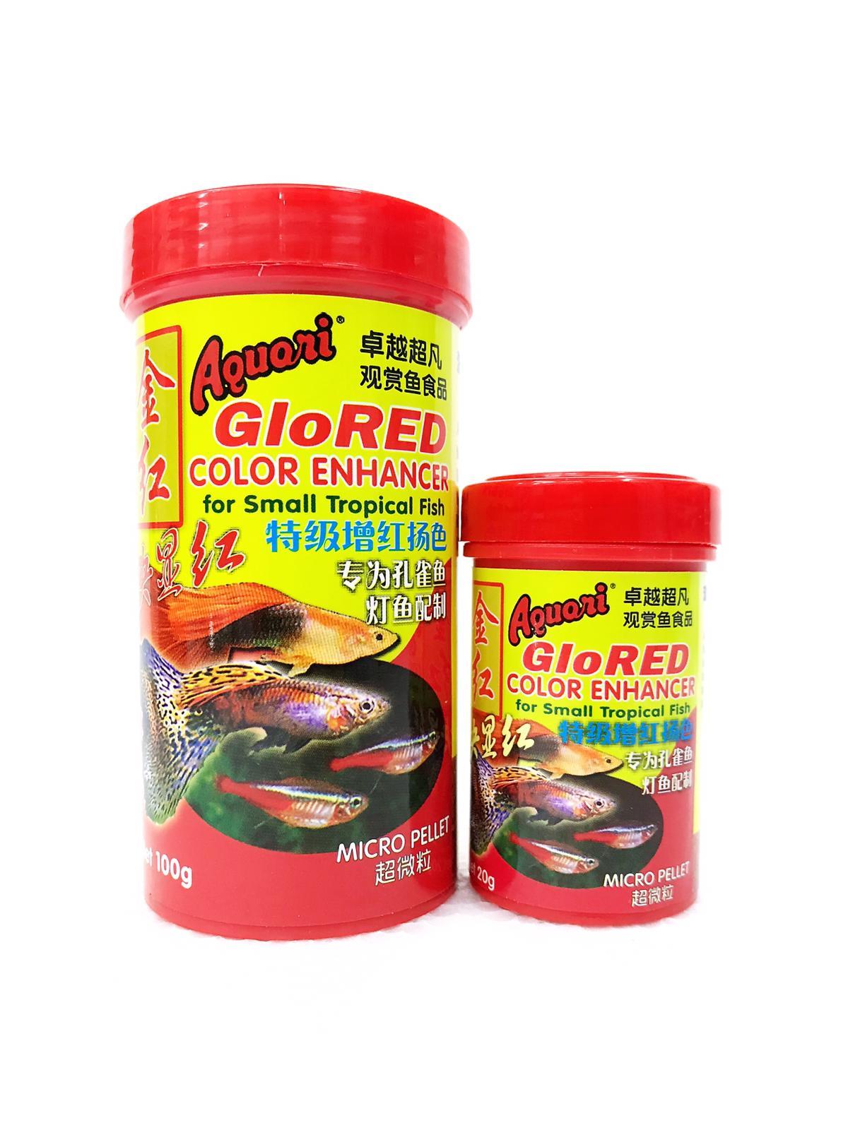 Aquori GloRED Color Enhancer