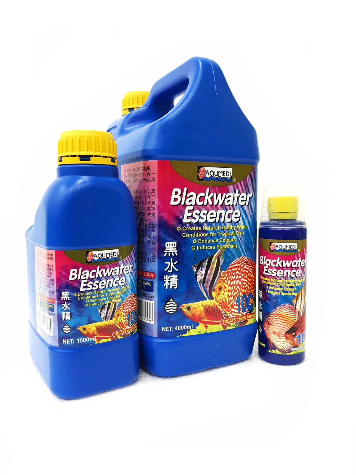 Aqumedi Black Water Essence