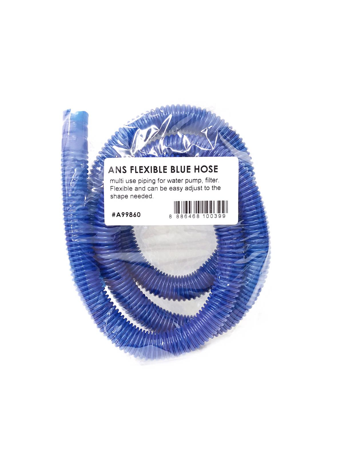 Ans Flexible Blue Hose