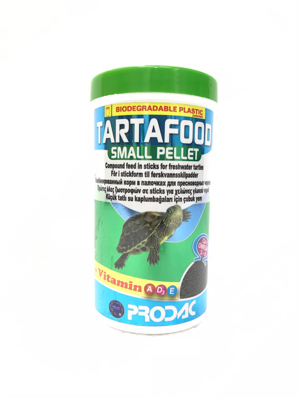 Prodac Tartafood Small Pellet