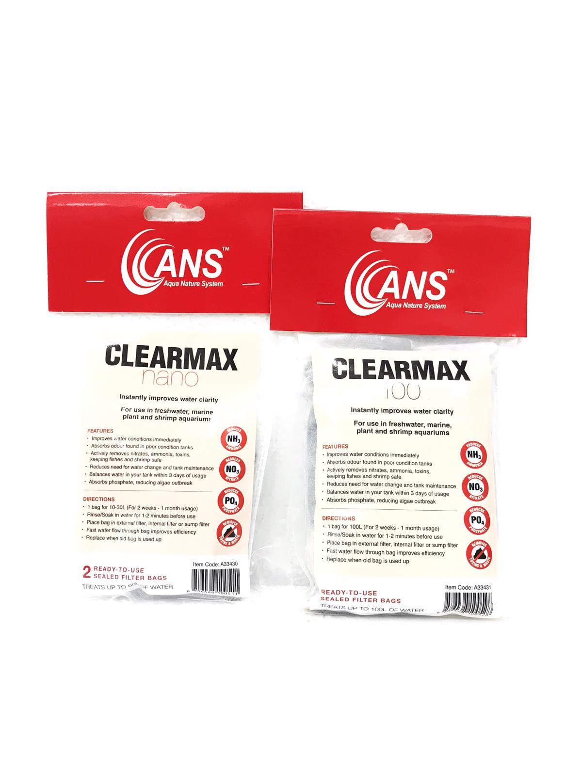 Ans Clearmax
