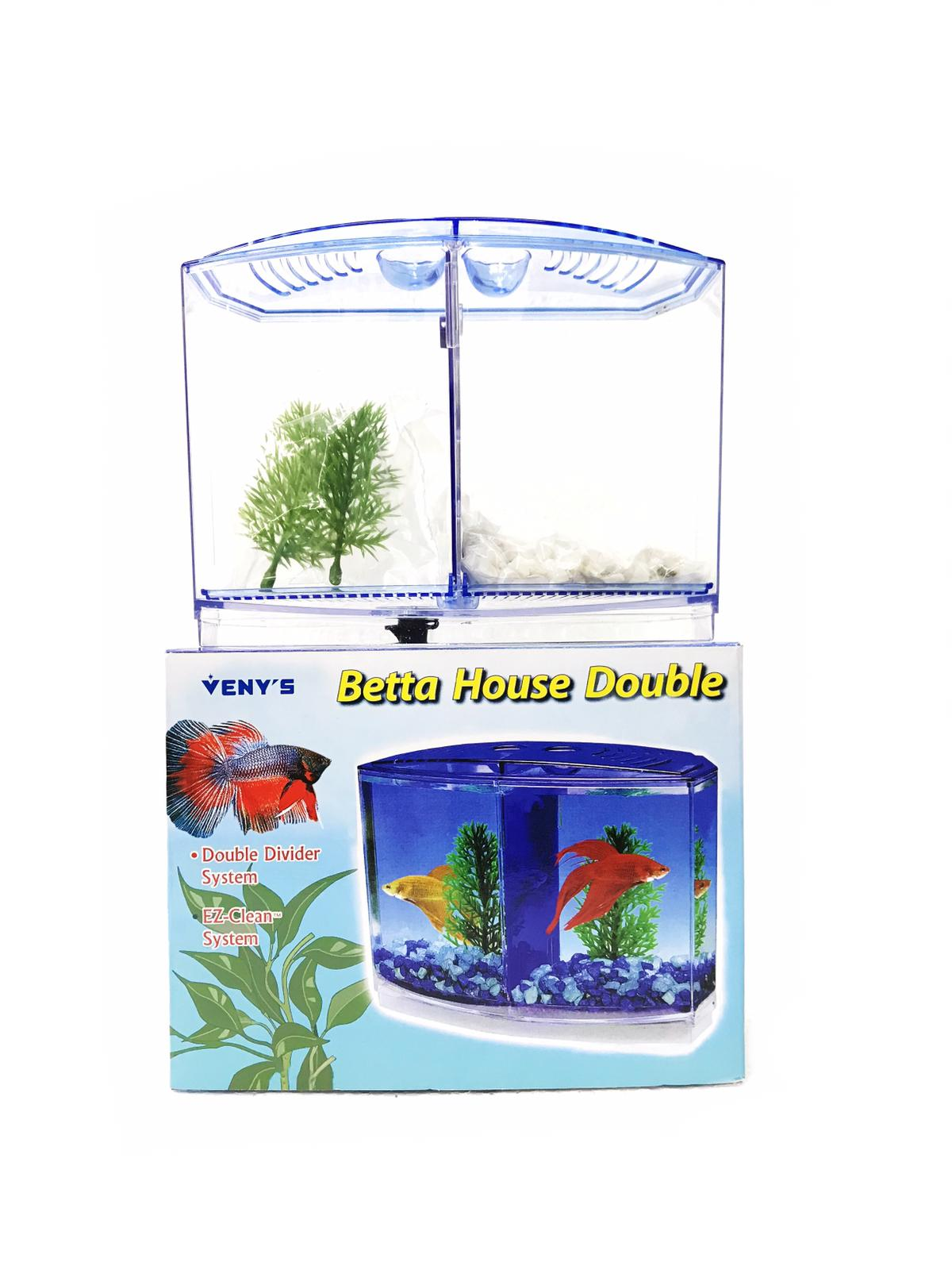 Veny's Betta House Double