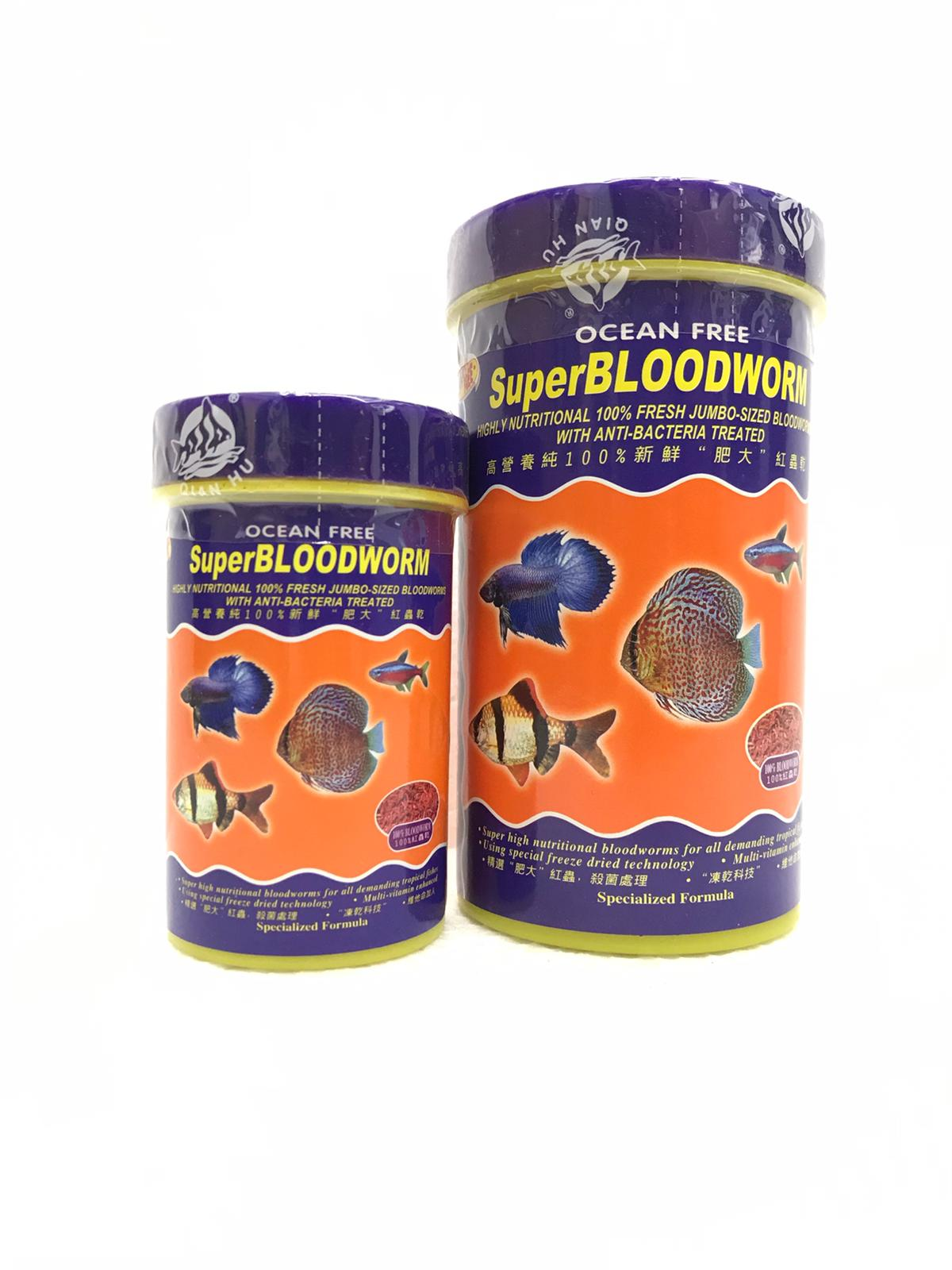 OF Super Bloodworm
