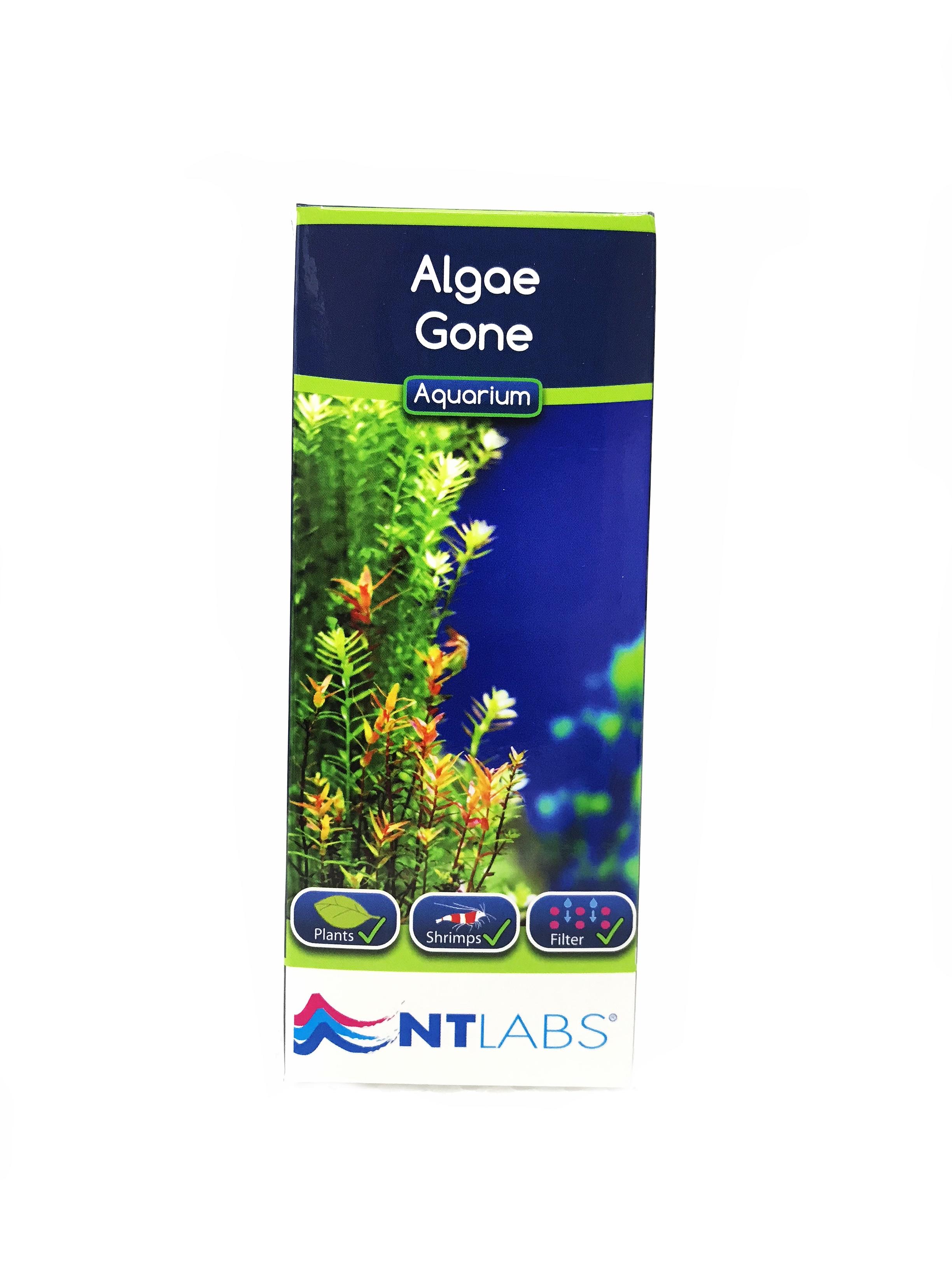 NT Labs Aquarium Algae Gone