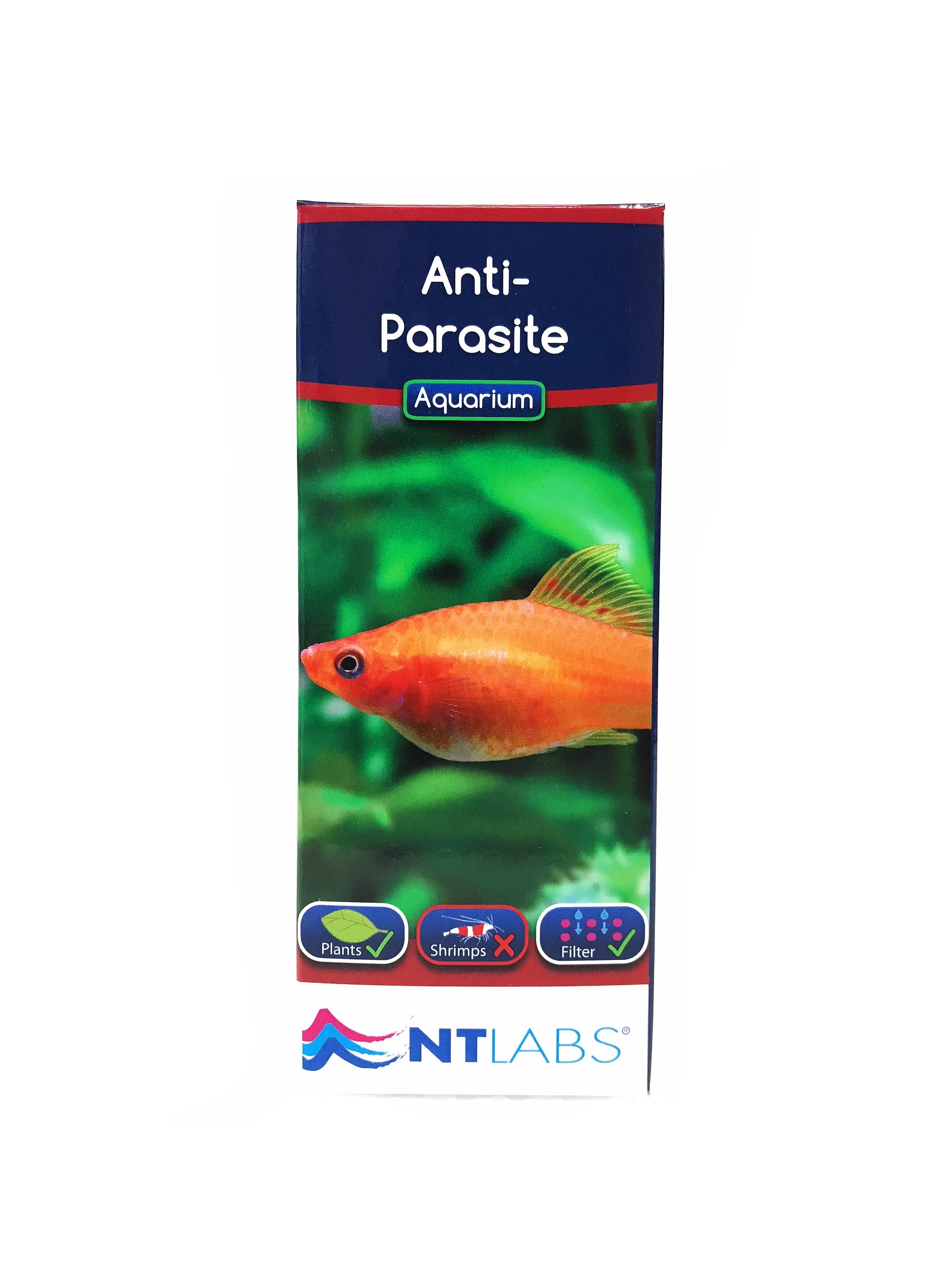 NT Labs Aquarium Anti-Parasite