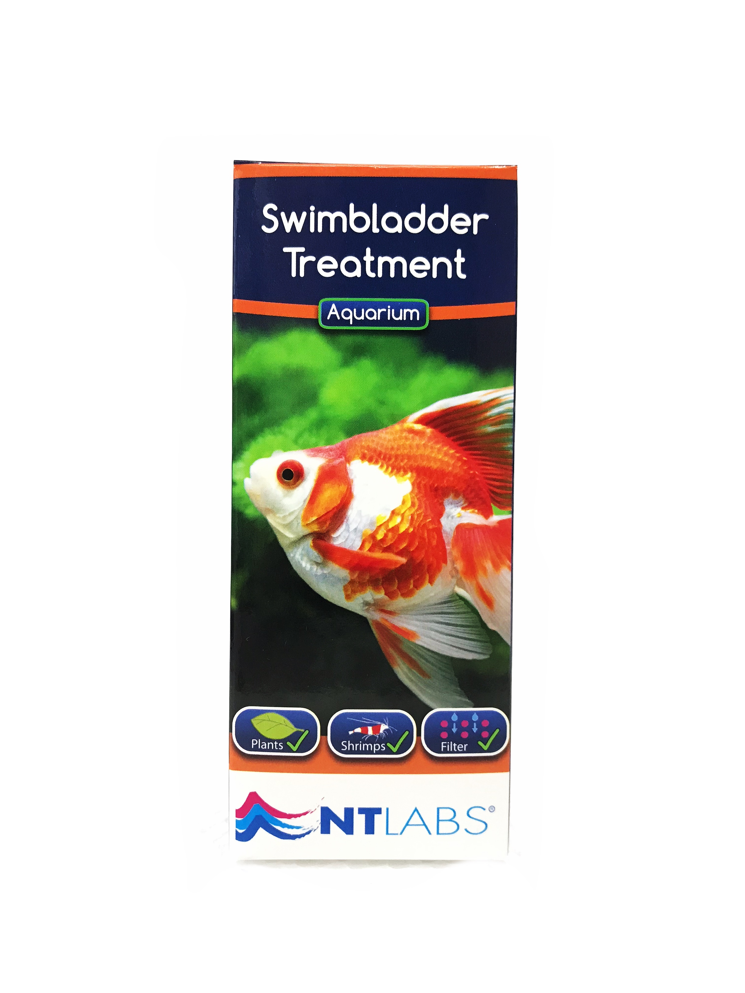 NT Labs Aquarium Swimbladder Treatment