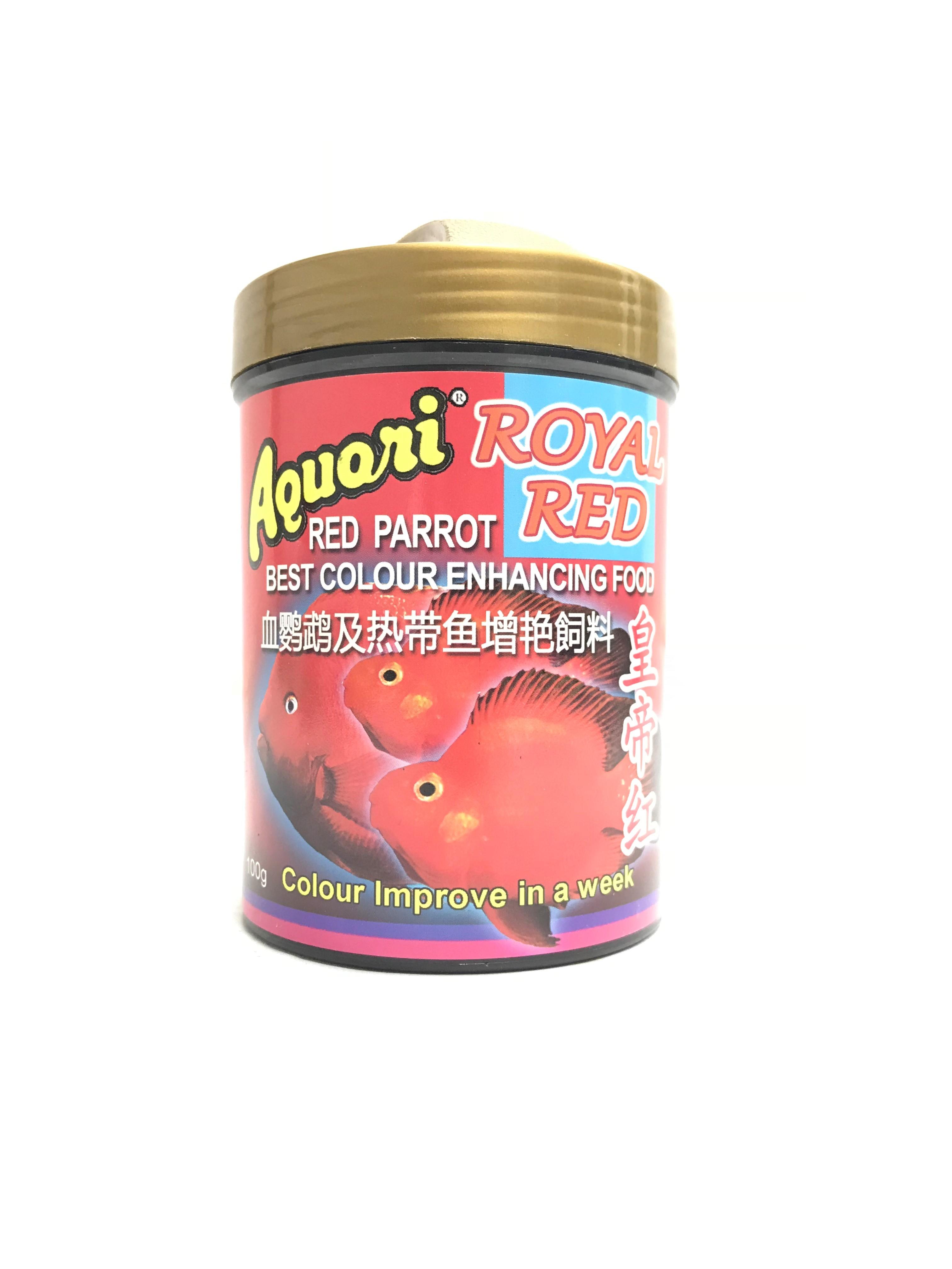 Aquori Royal Red Parrot