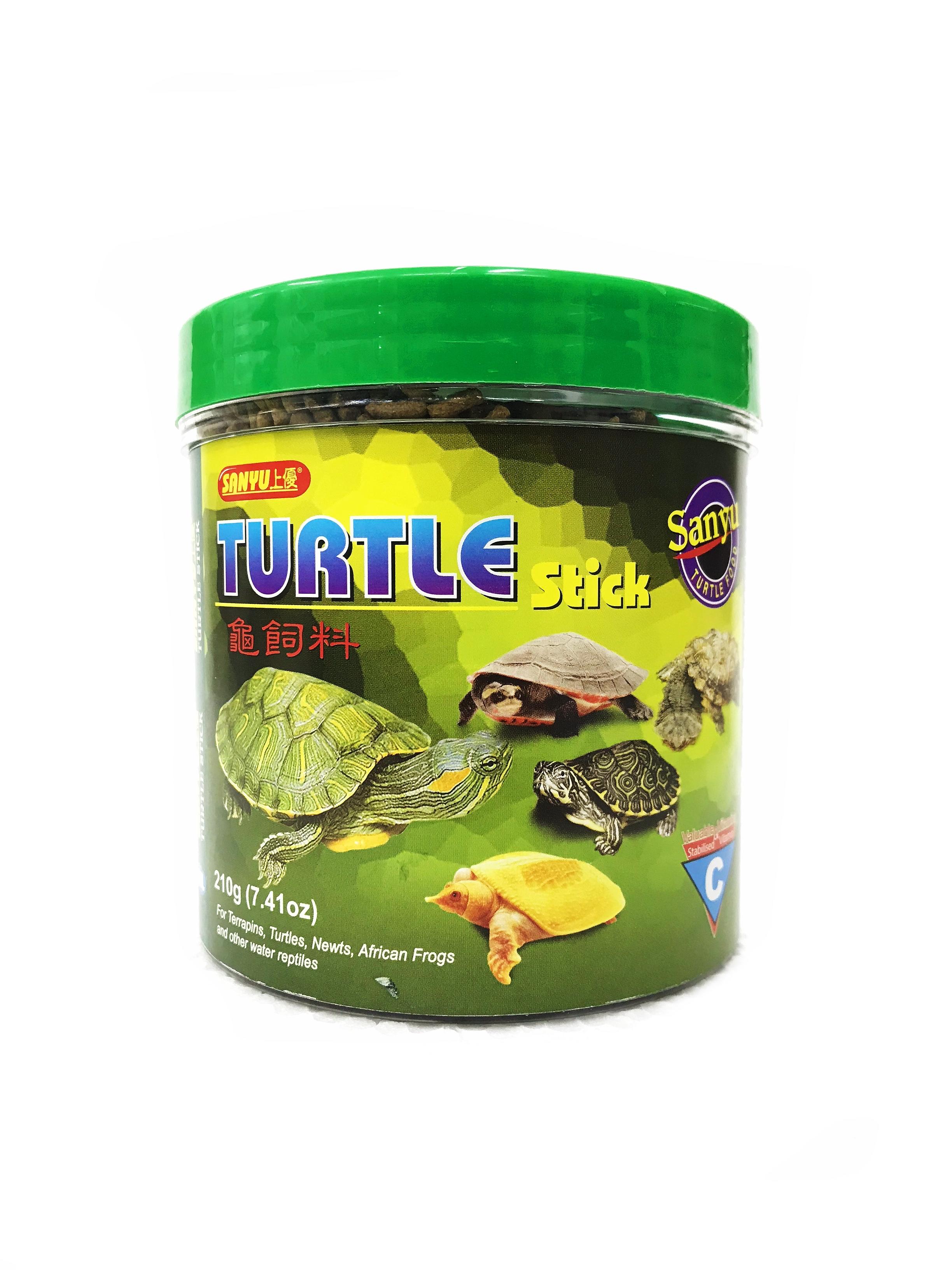 Sanyu Turtle Stick