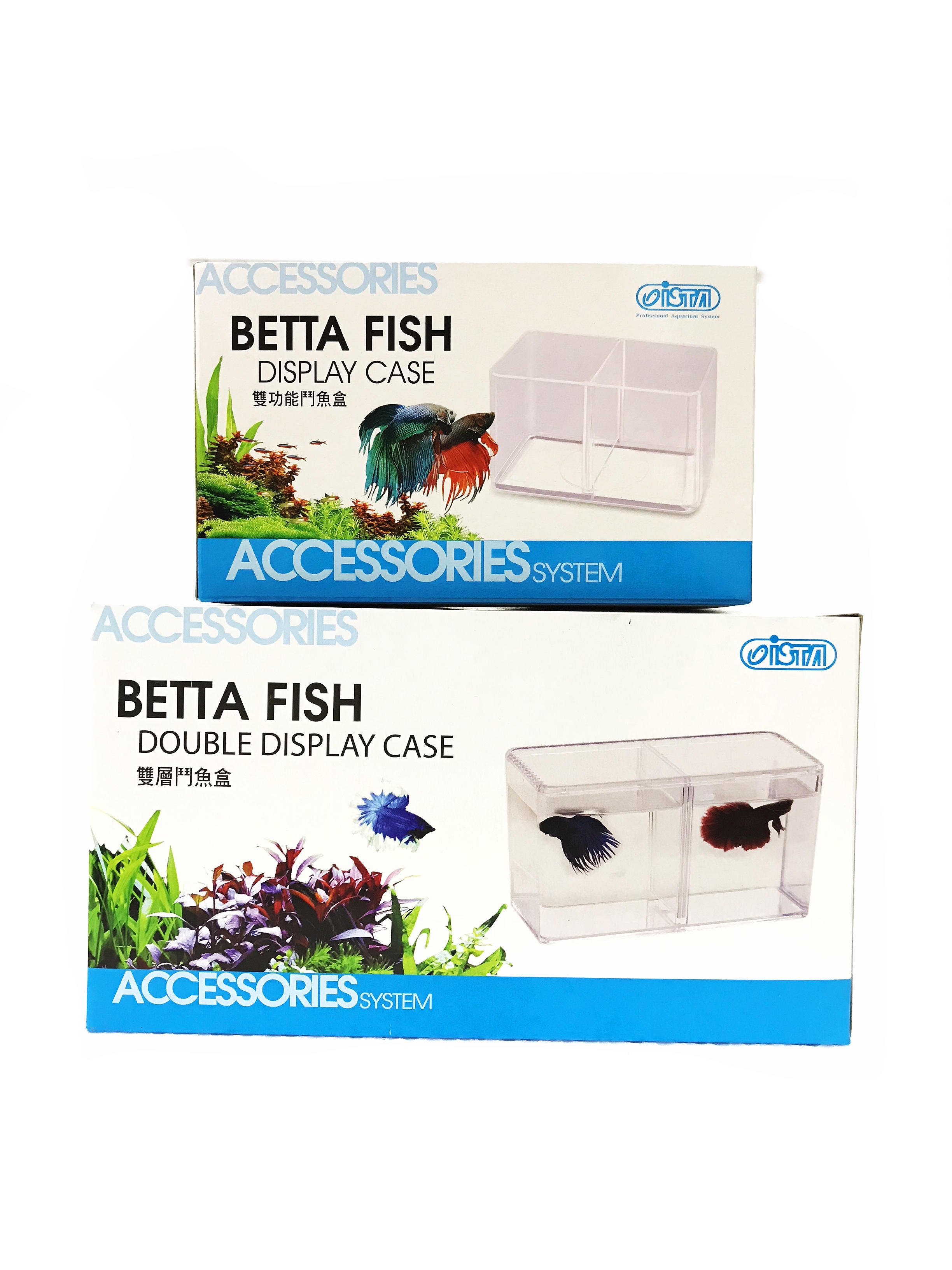 Ista Betta Fish Display Case