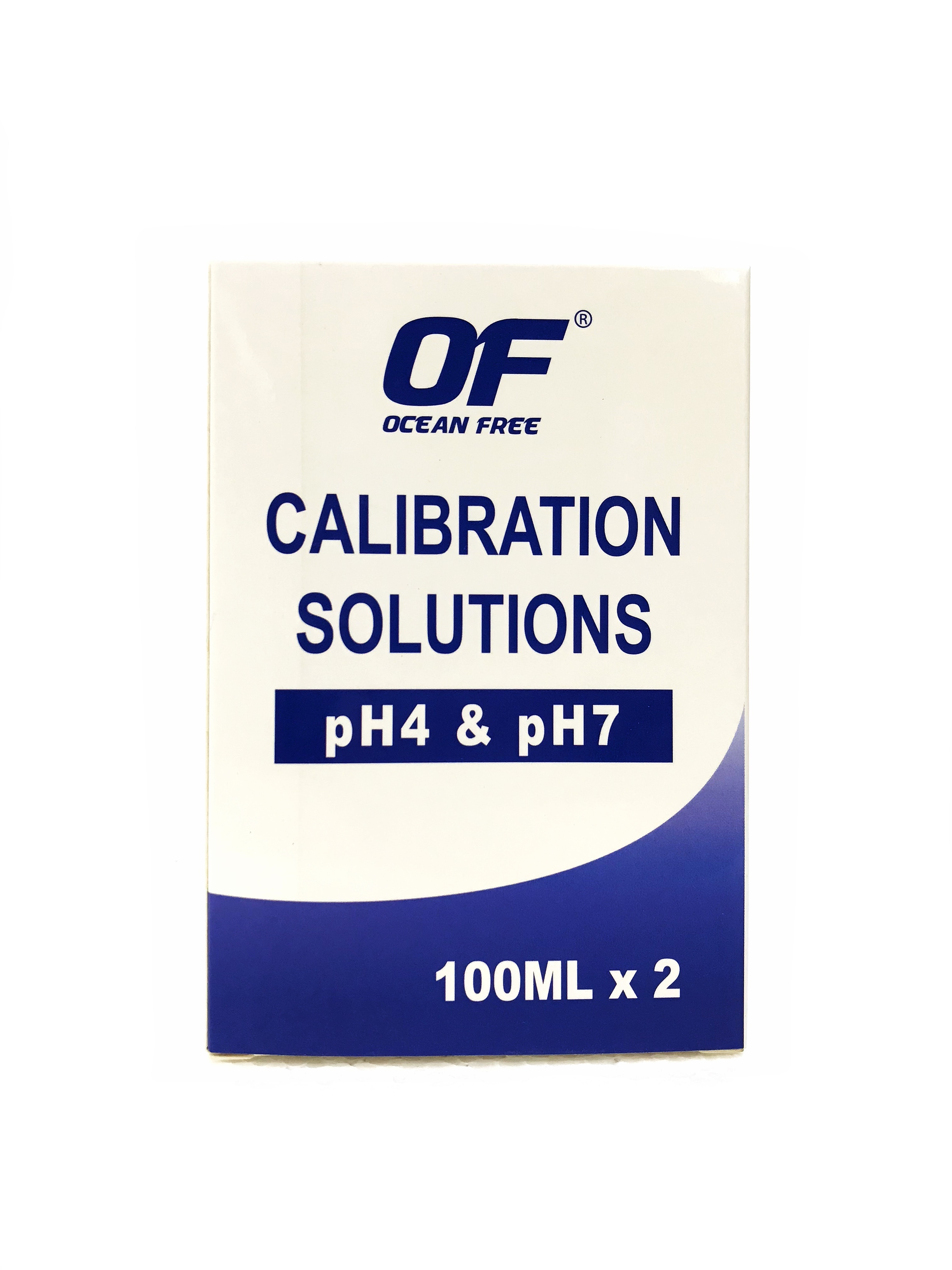 OF Calibration Solutions pH4 & pH7