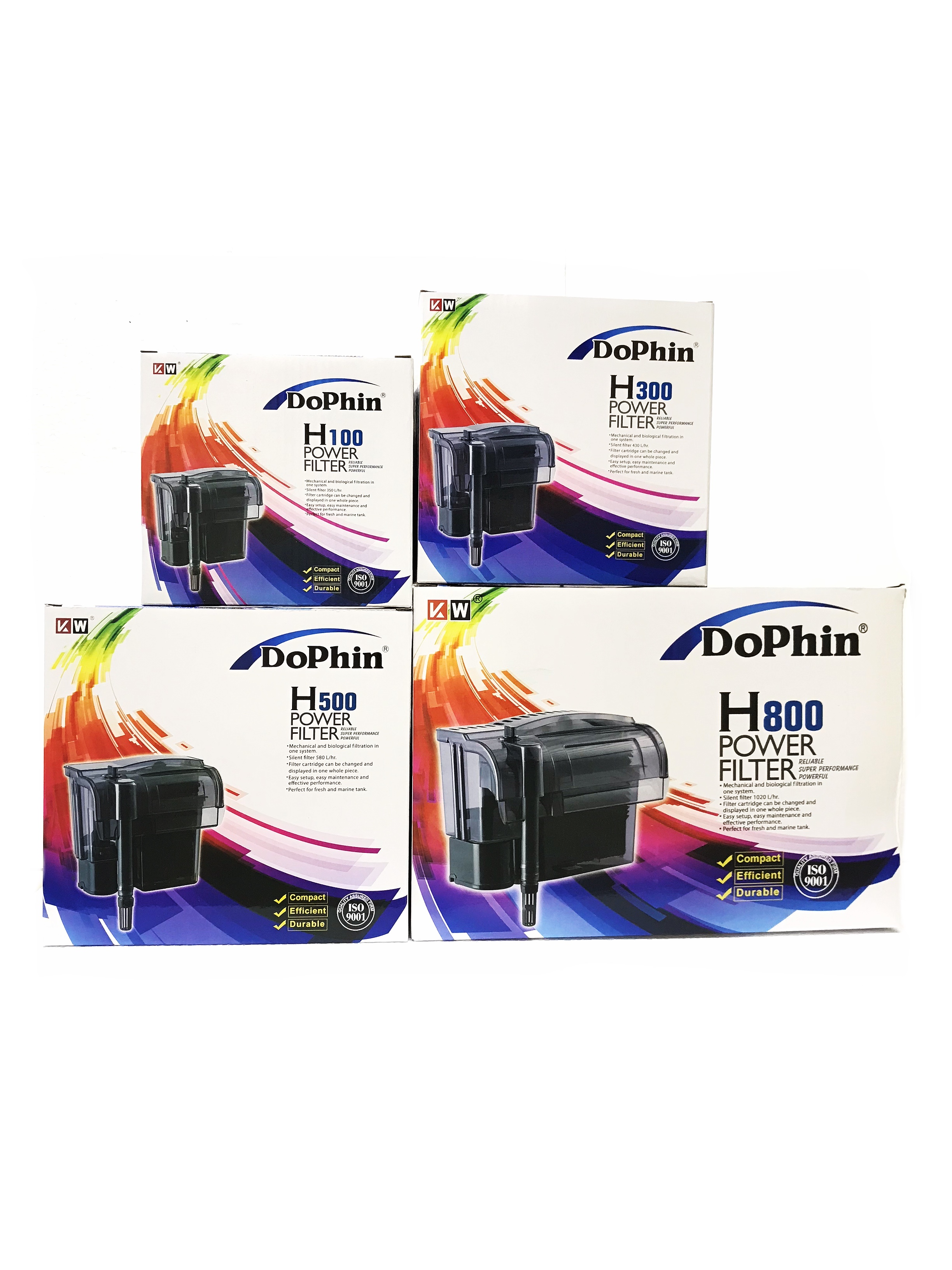 Dophin Hang On Power Filter