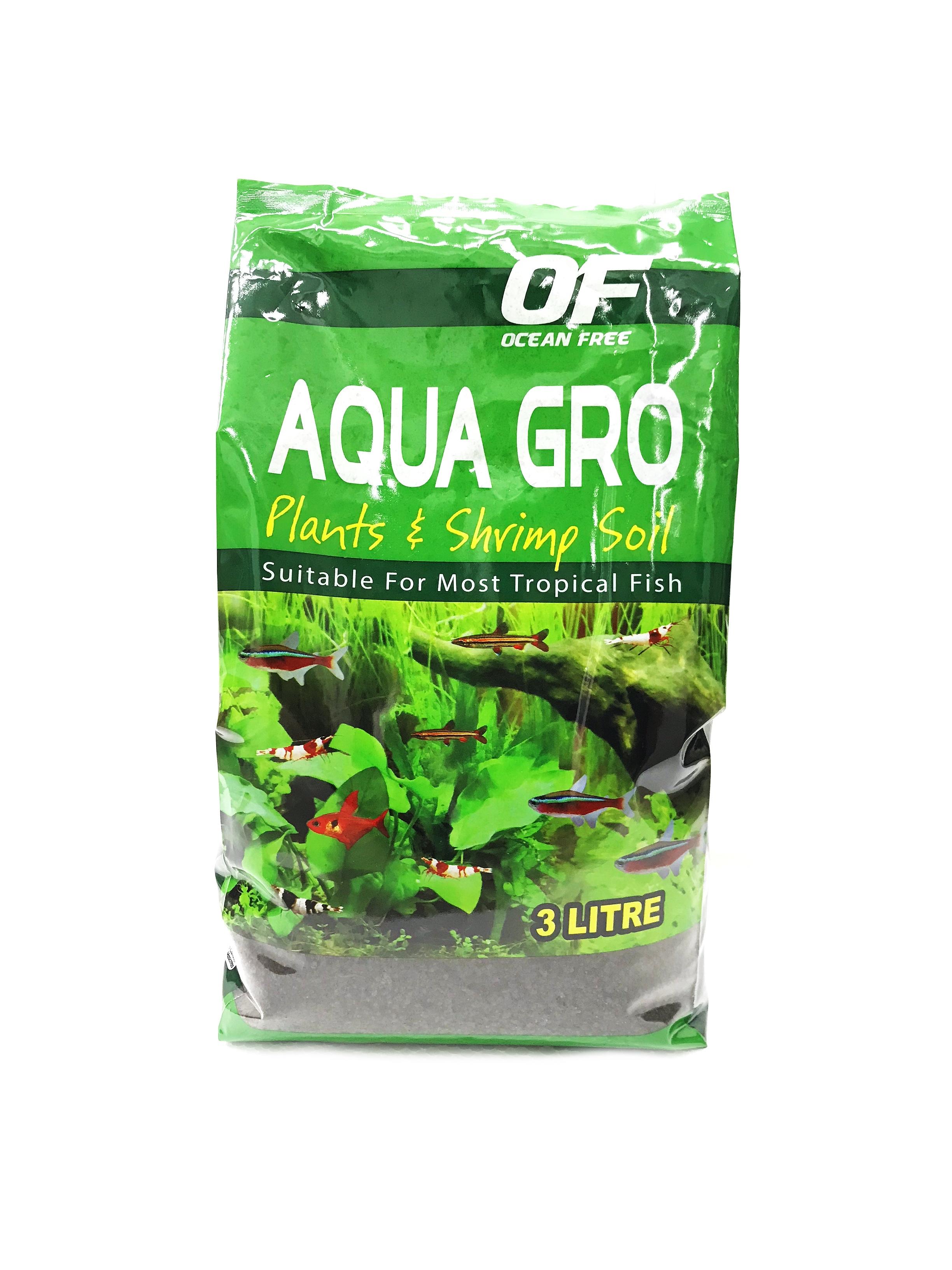 OF Ocean Free Aqua Gro Soil