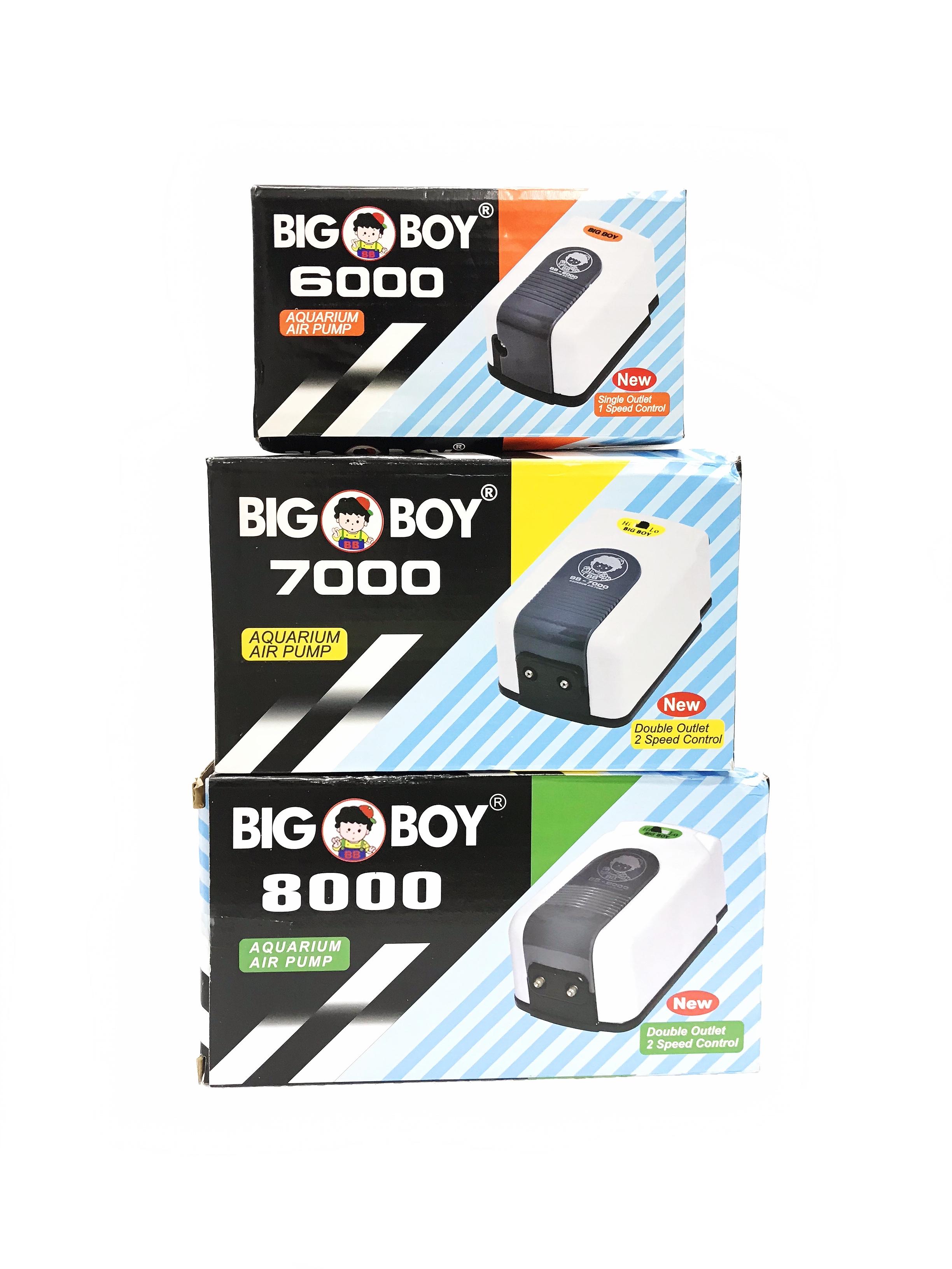 Big Boy Air Pump