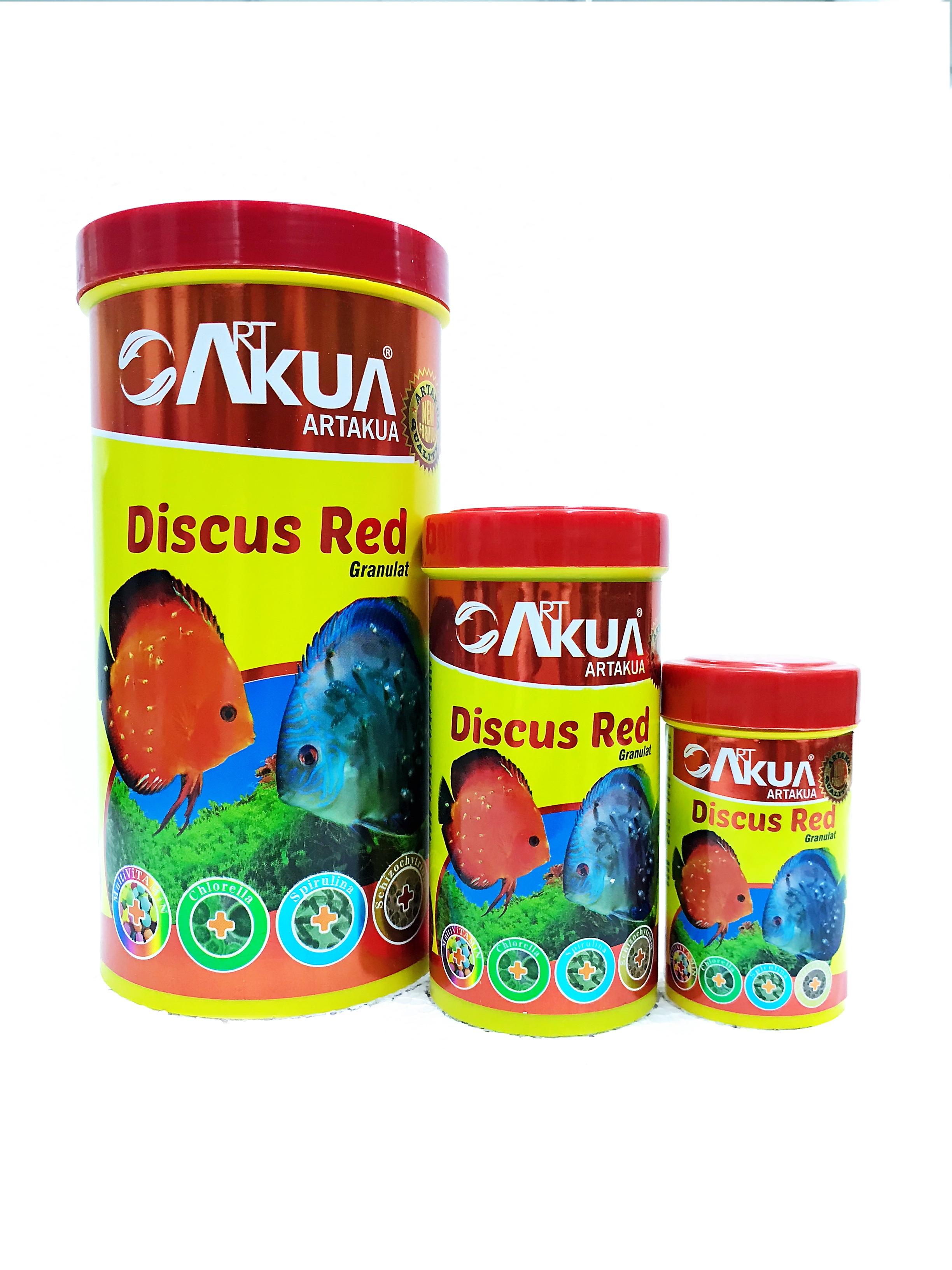 Artakua Discus Red