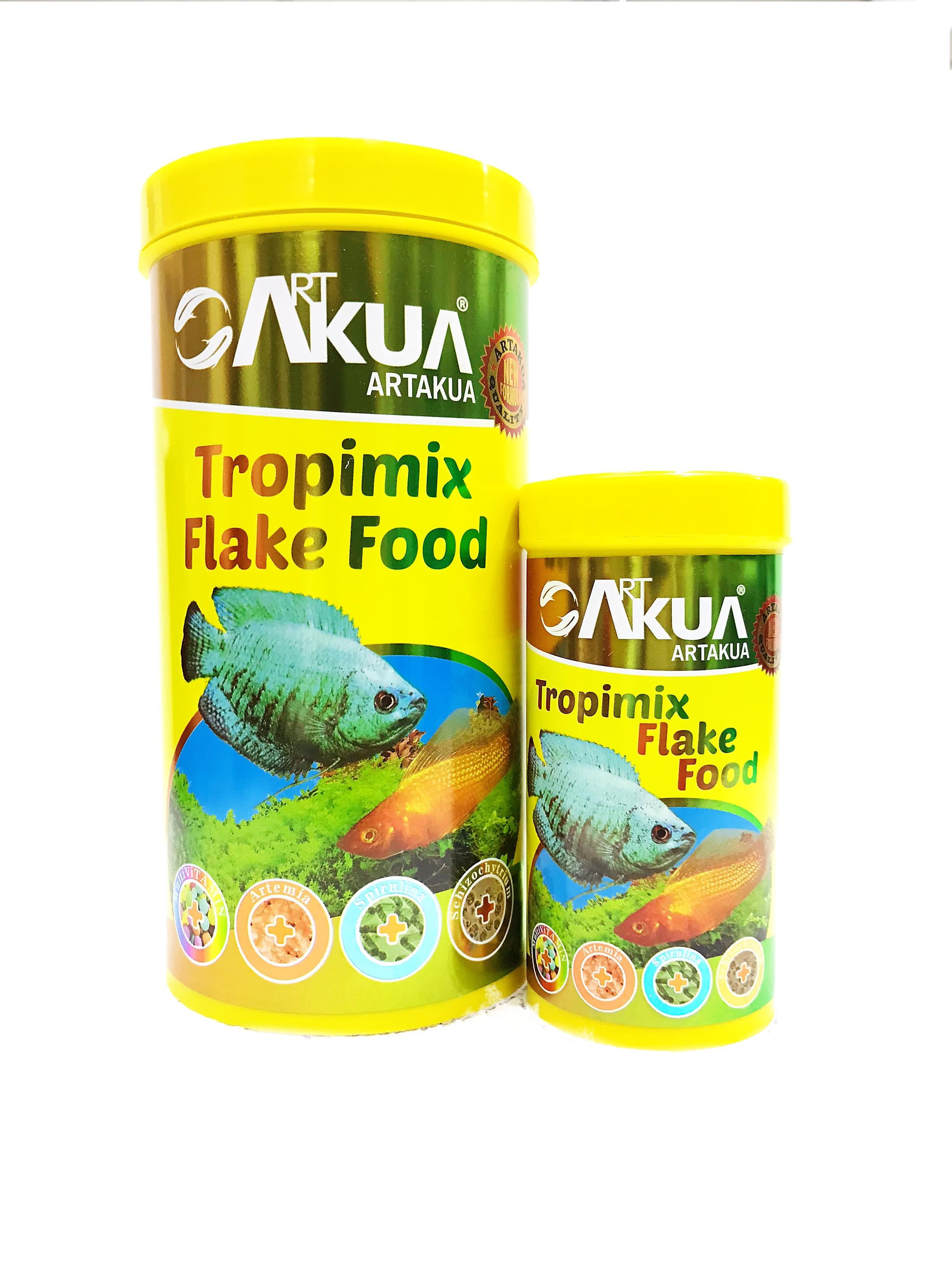 Artakua Tropimix Flake Food