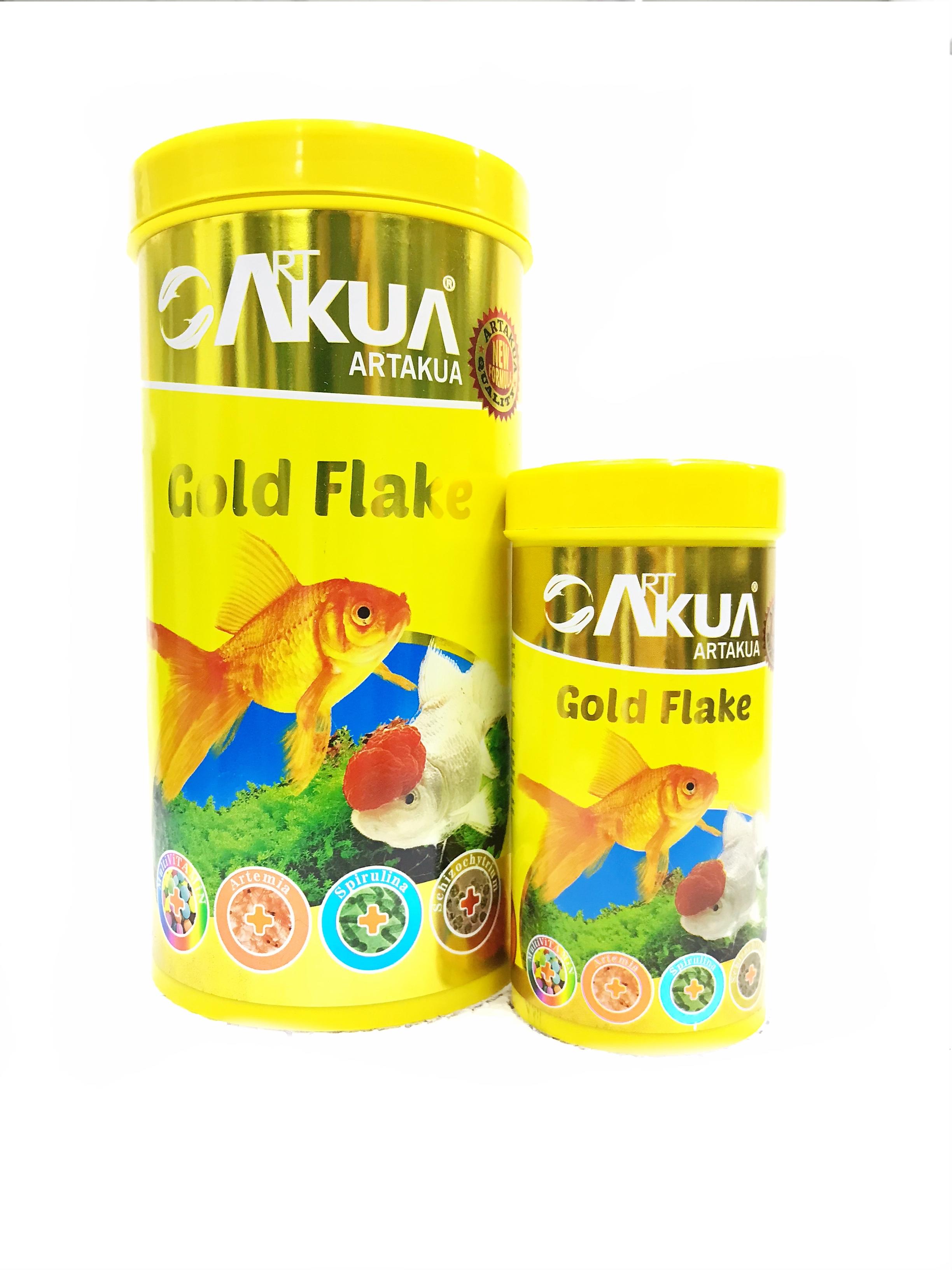 Artakua Gold Flake Food