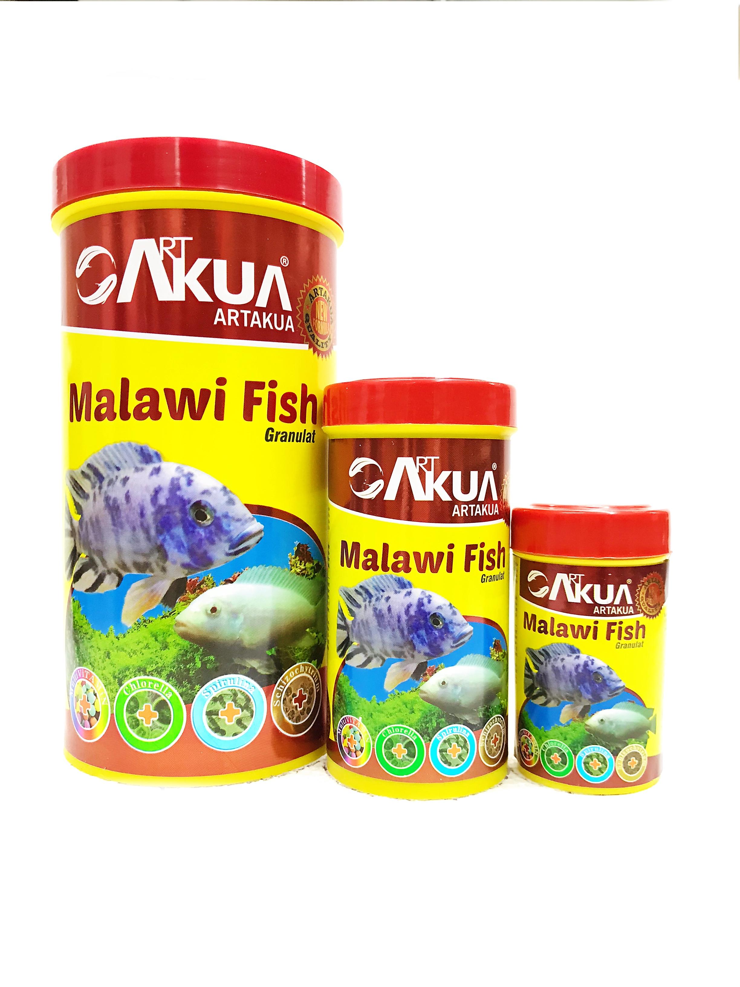 Artakua Malawi Fish Granulat