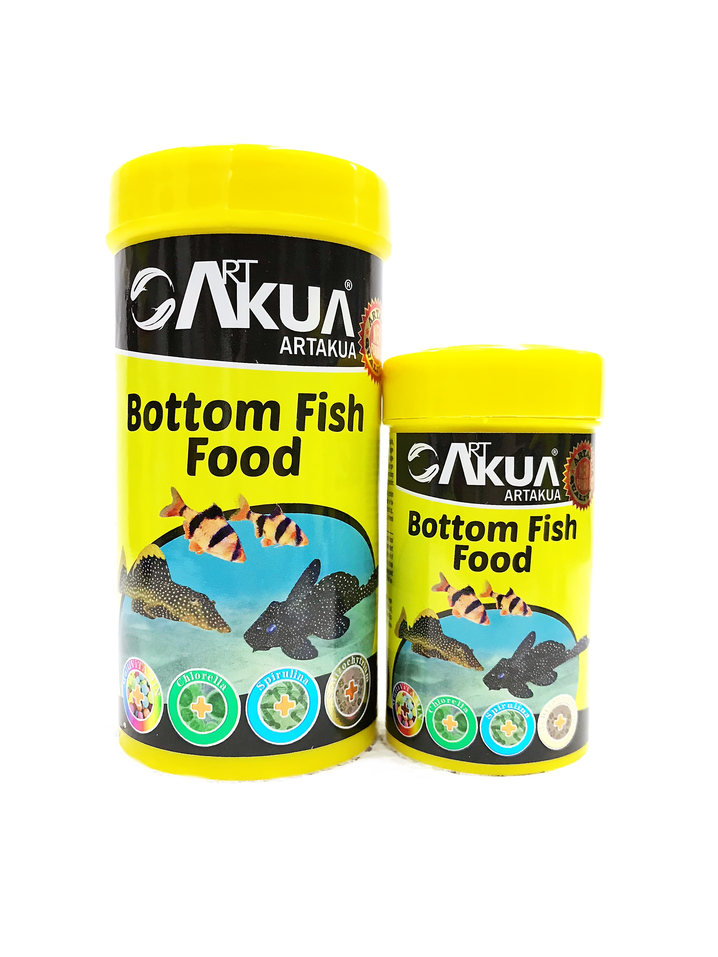 Artakua Bottom Fish Food
