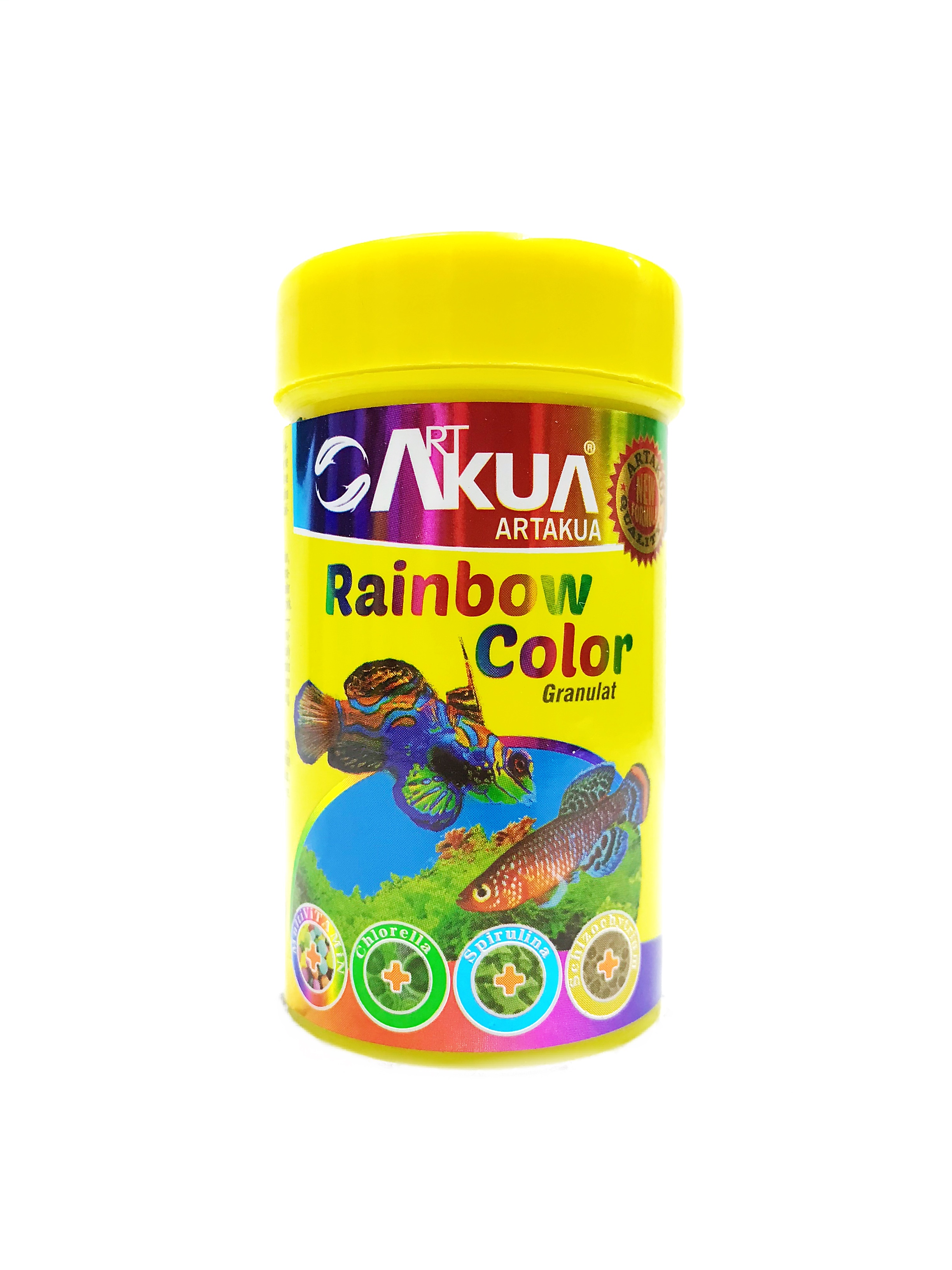 Artakua Rainbow Color
