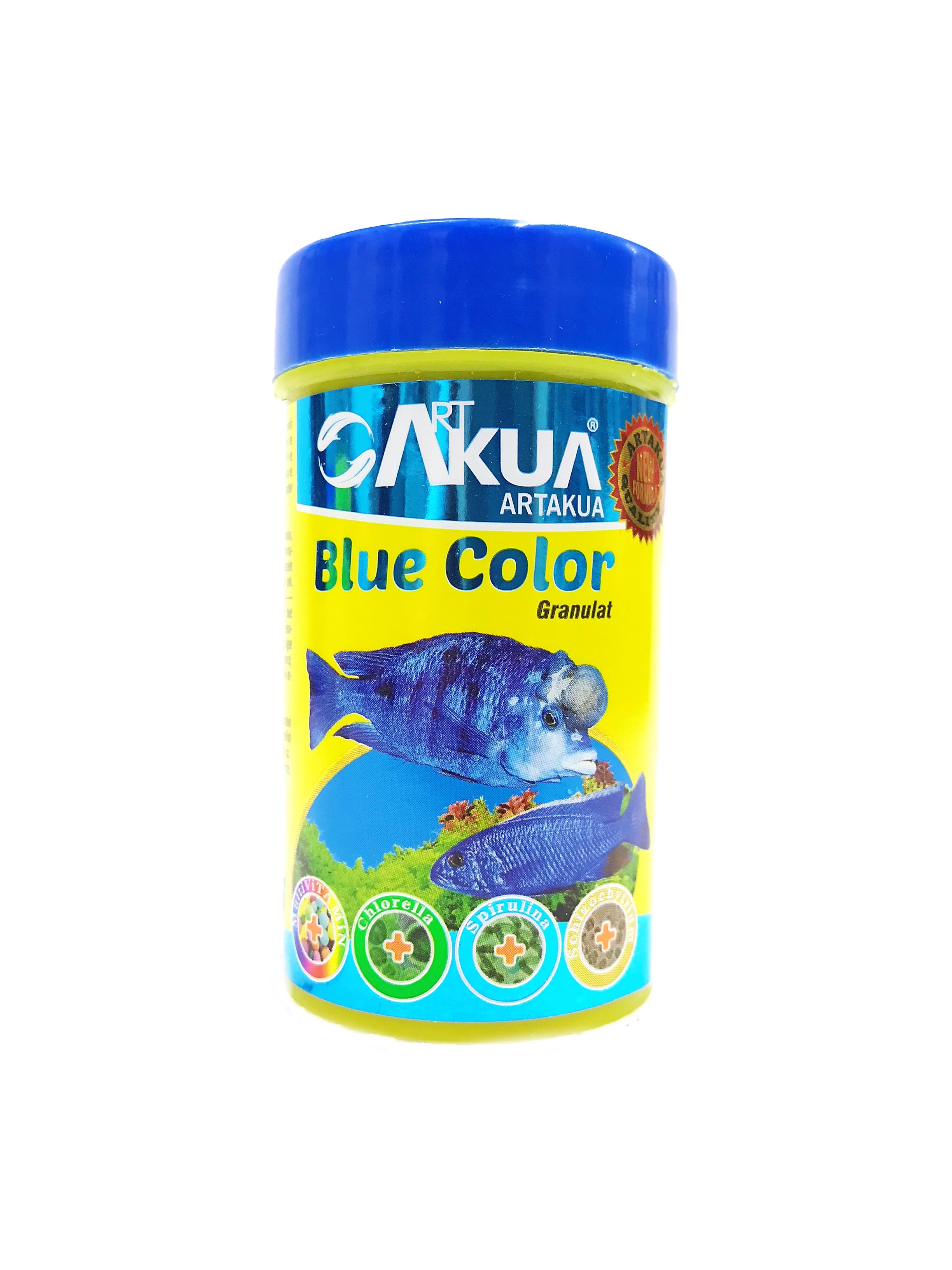 Artakua Blue Color
