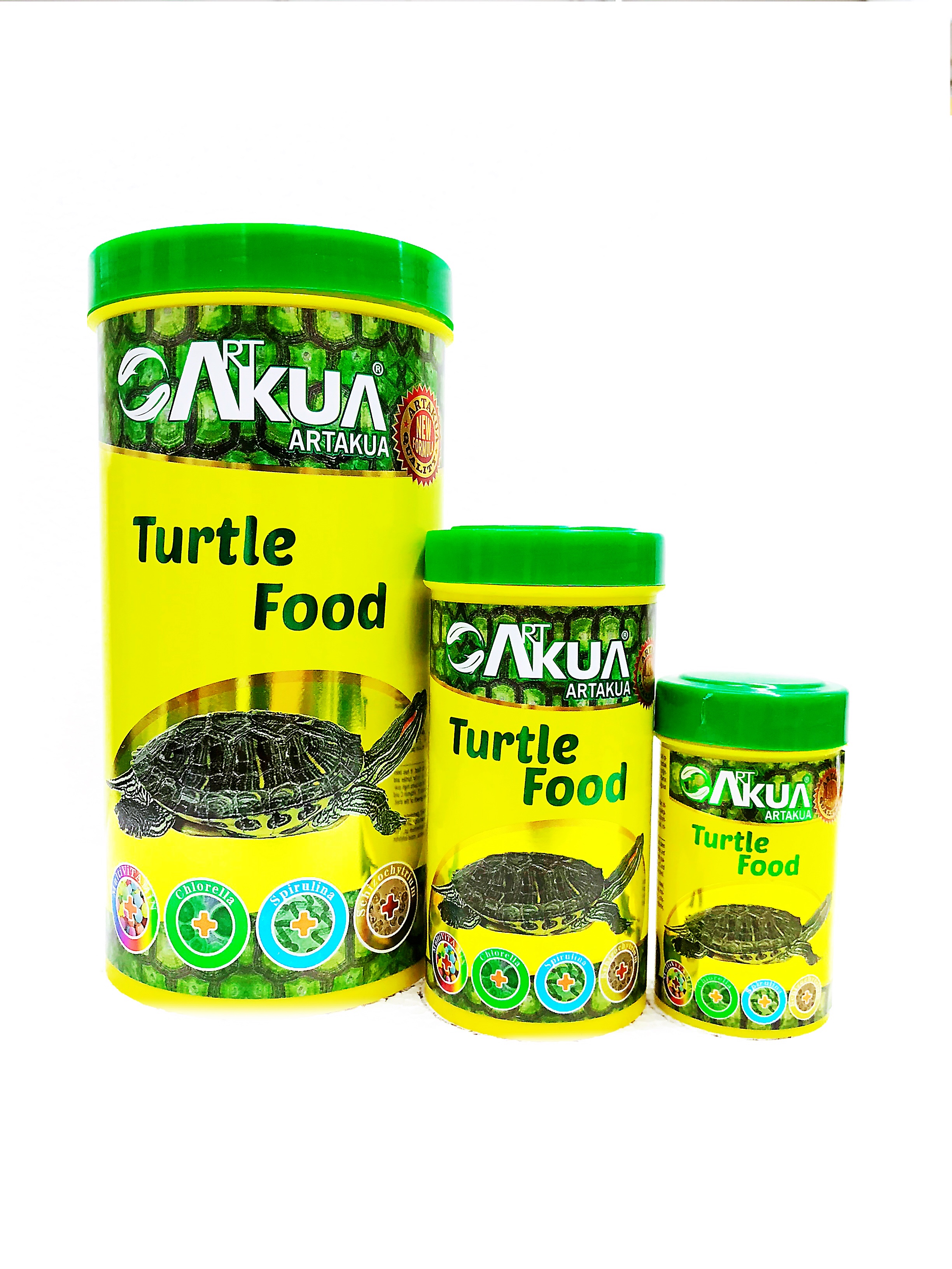 Artakua Turtle Food