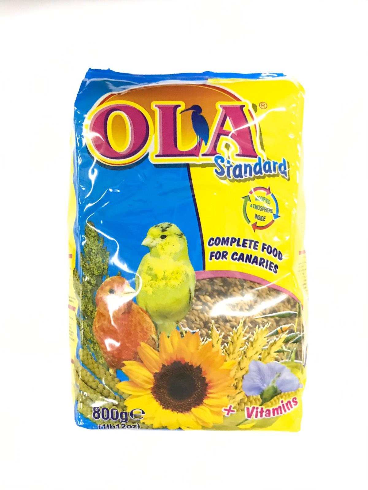 Ola Canary Seeds