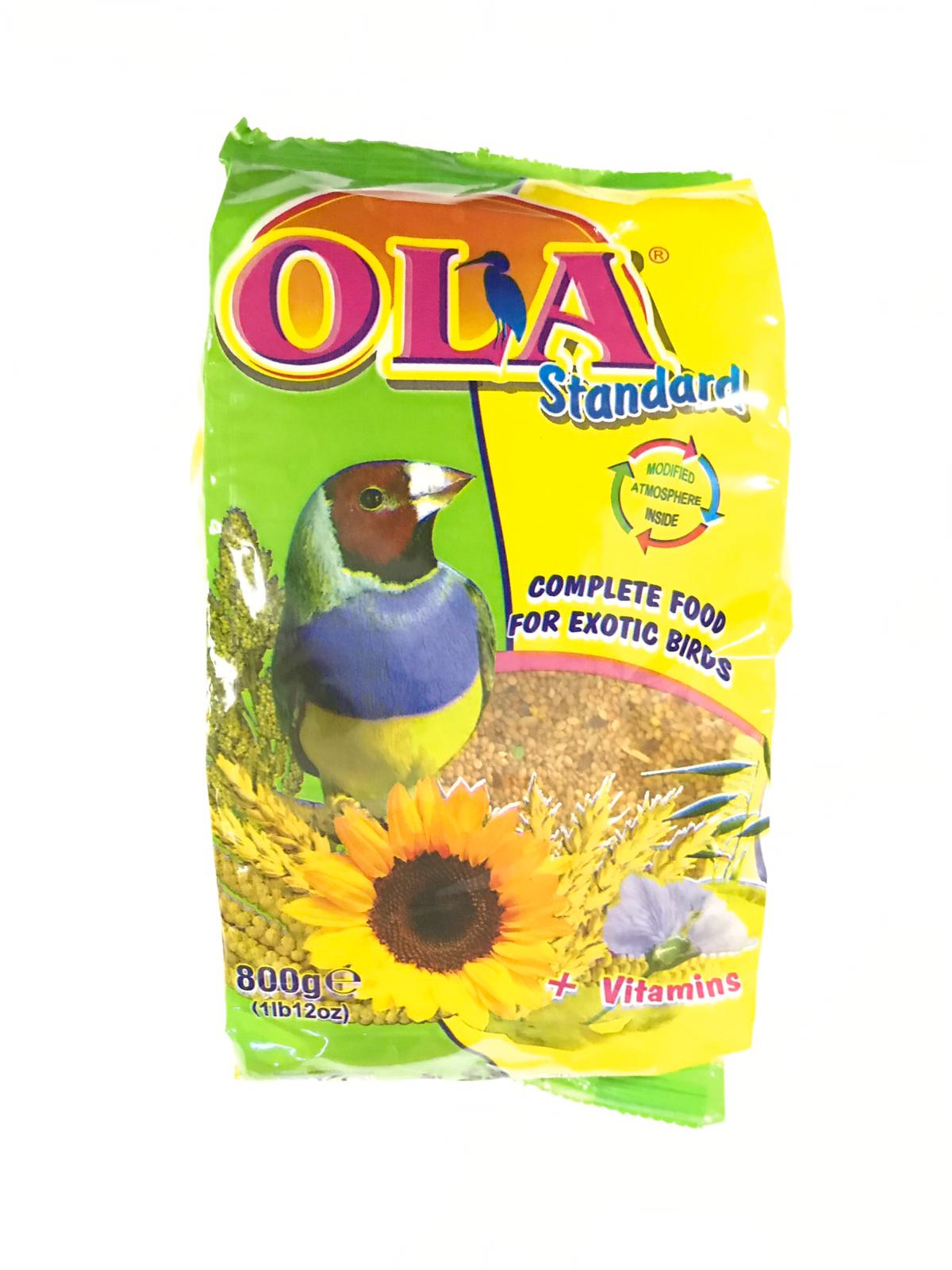 Ola Exotic Finch Mix
