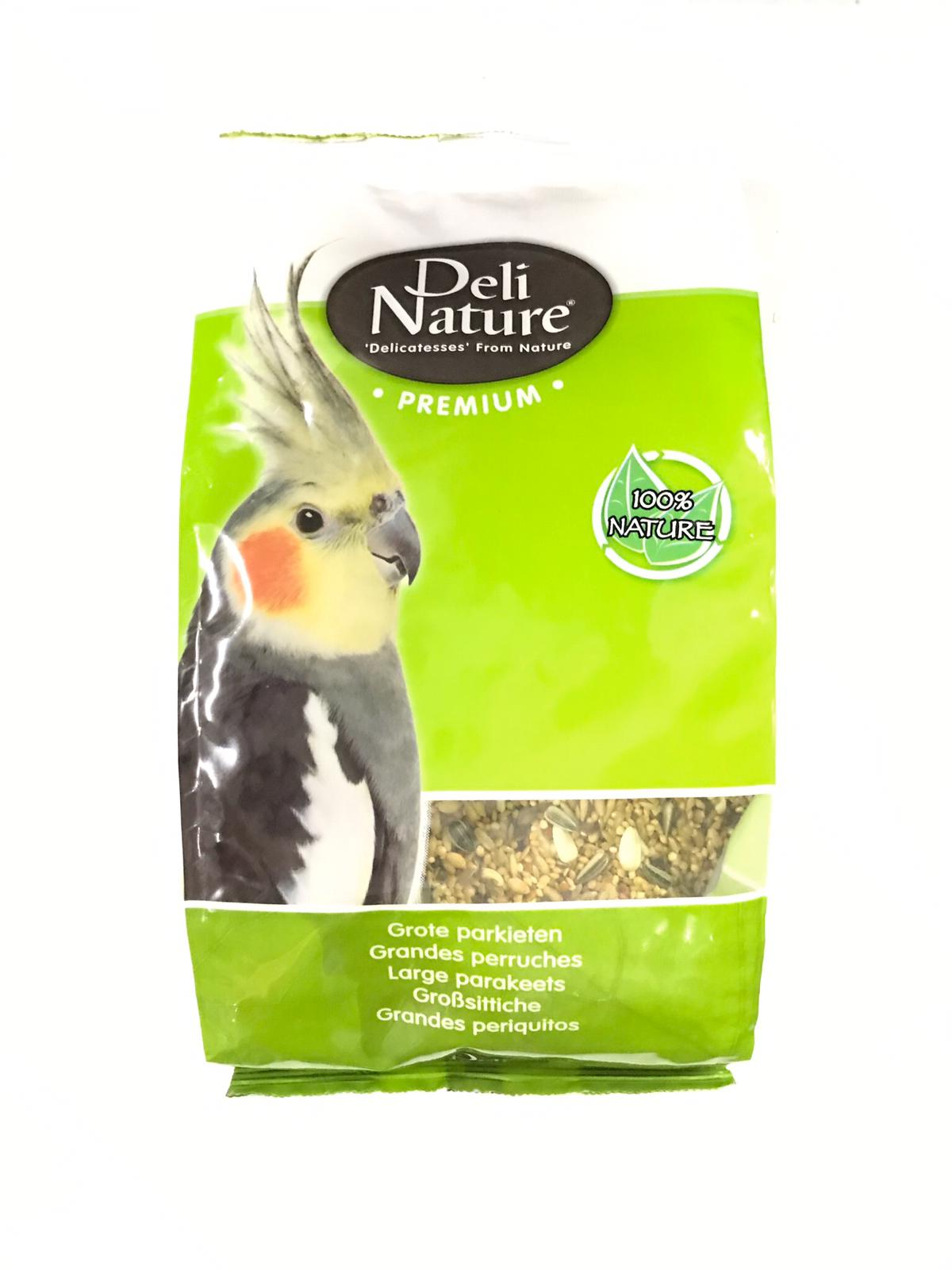 Deli Nature Premium Parakeets Mixture
