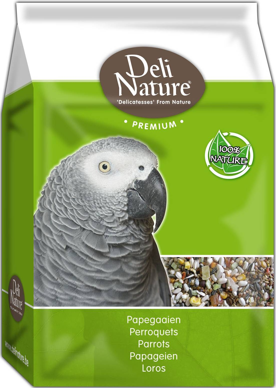 Deli Nature Parrot Mix