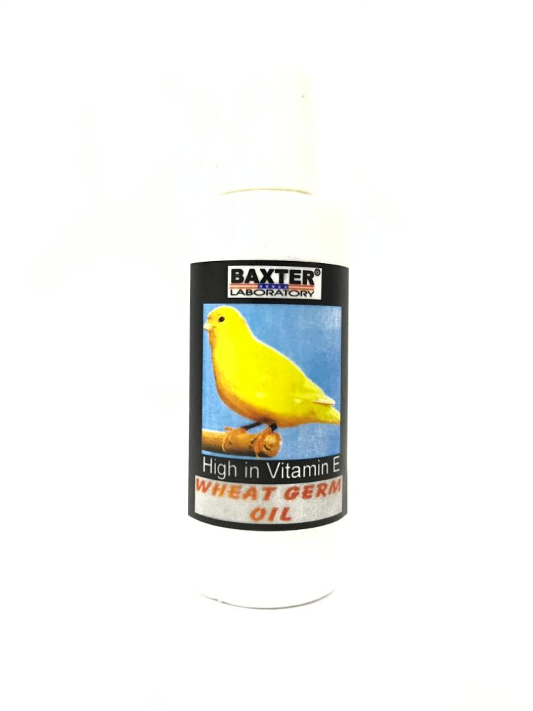 Baxter Wheat Germ Oil
