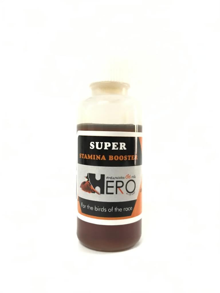 Hero Super Stamina Booster For The Bird Of The Race