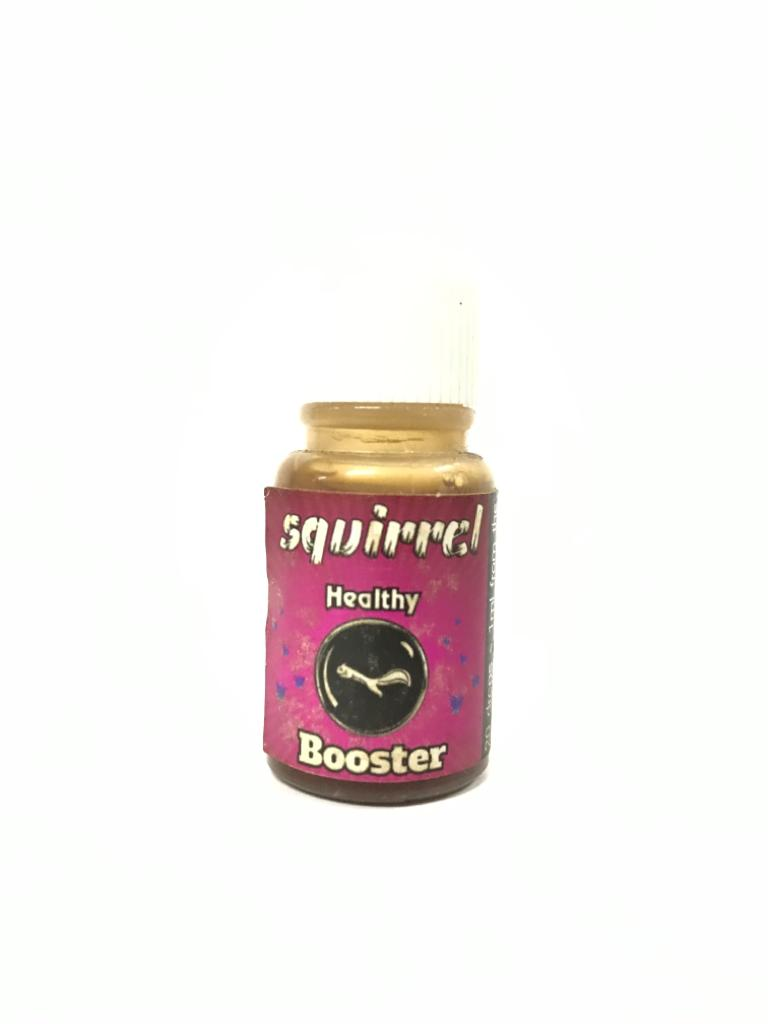 Squirrel Booster