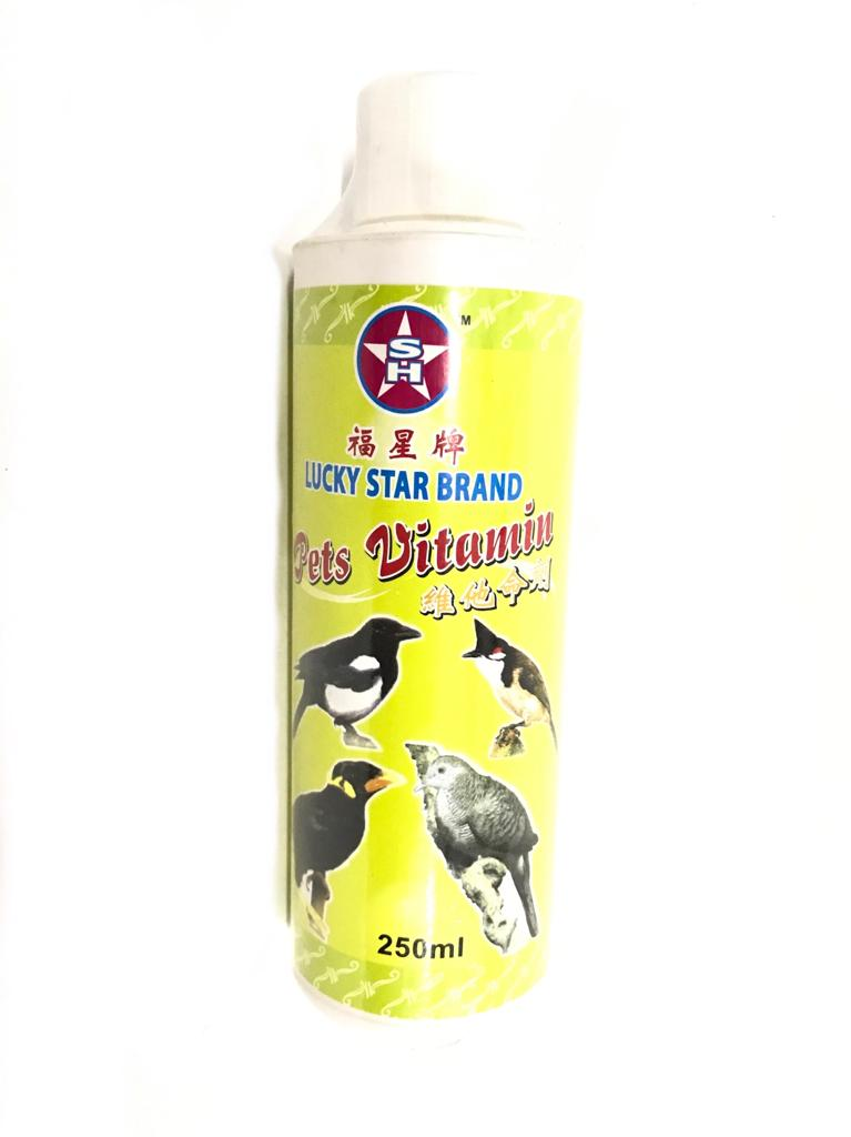 Lucky Star Brand Pets Vitamin